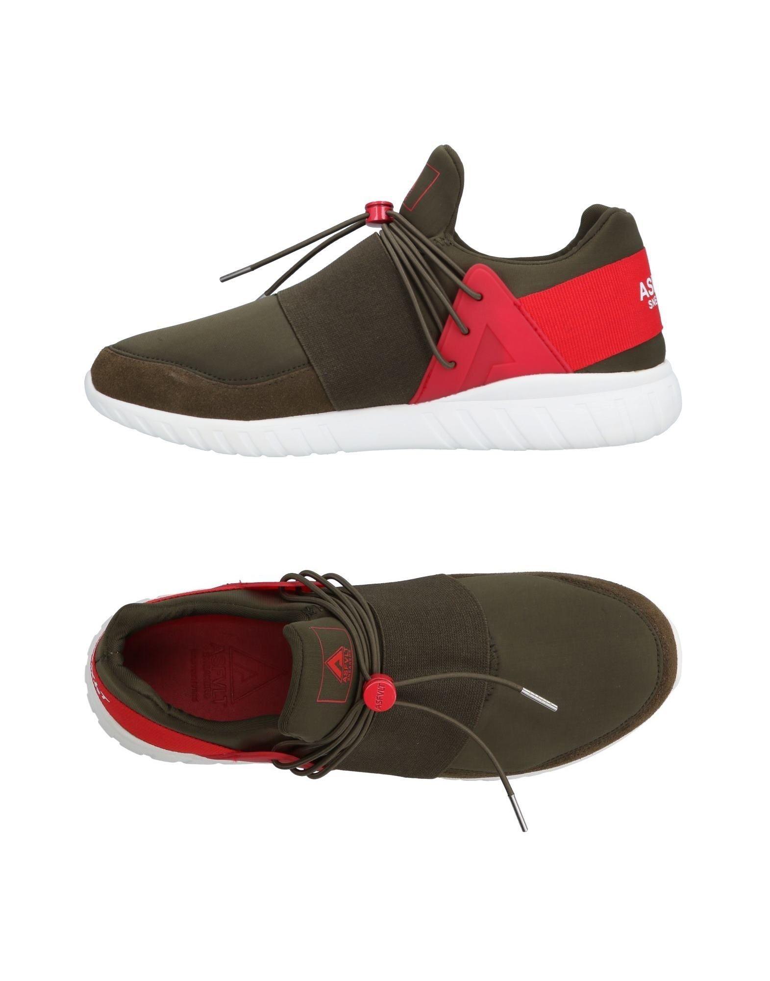 Rabatt echte Schuhe Asfvlt Sneakers Herren  11497984LC