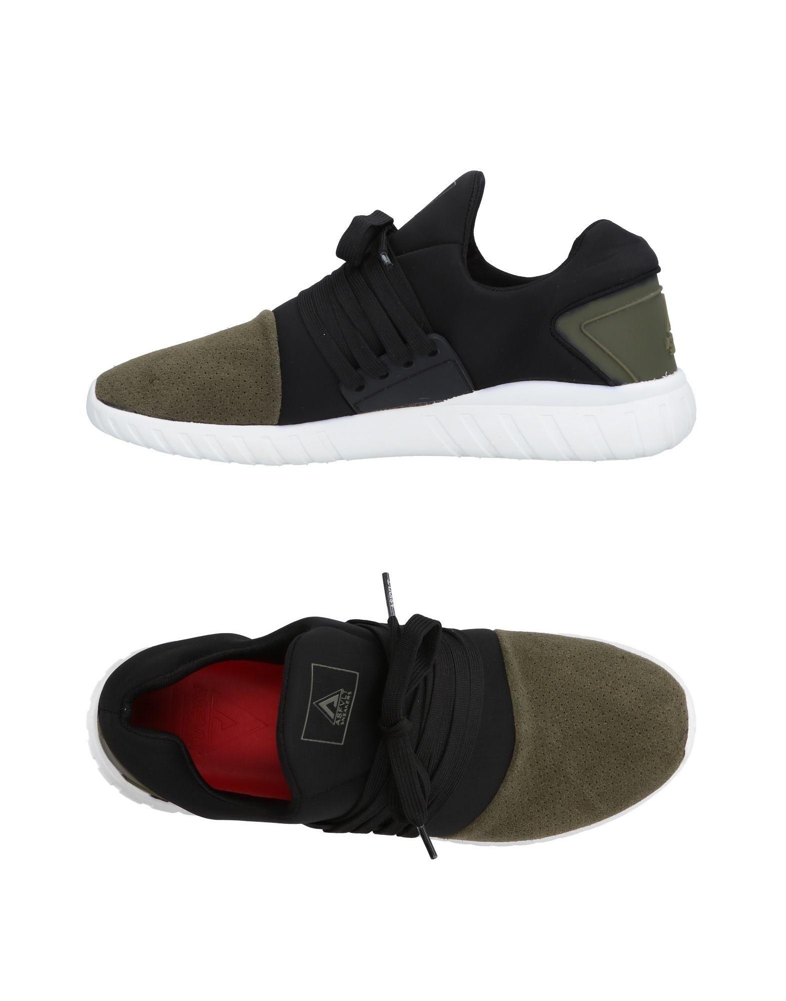 Rabatt echte Schuhe Asfvlt Sneakers Herren  11497990KR