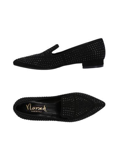 Zapatos casuales - salvajes Mocasín Norah Mujer - casuales Mocasines Norah - 11498069RN Negro f9c00e