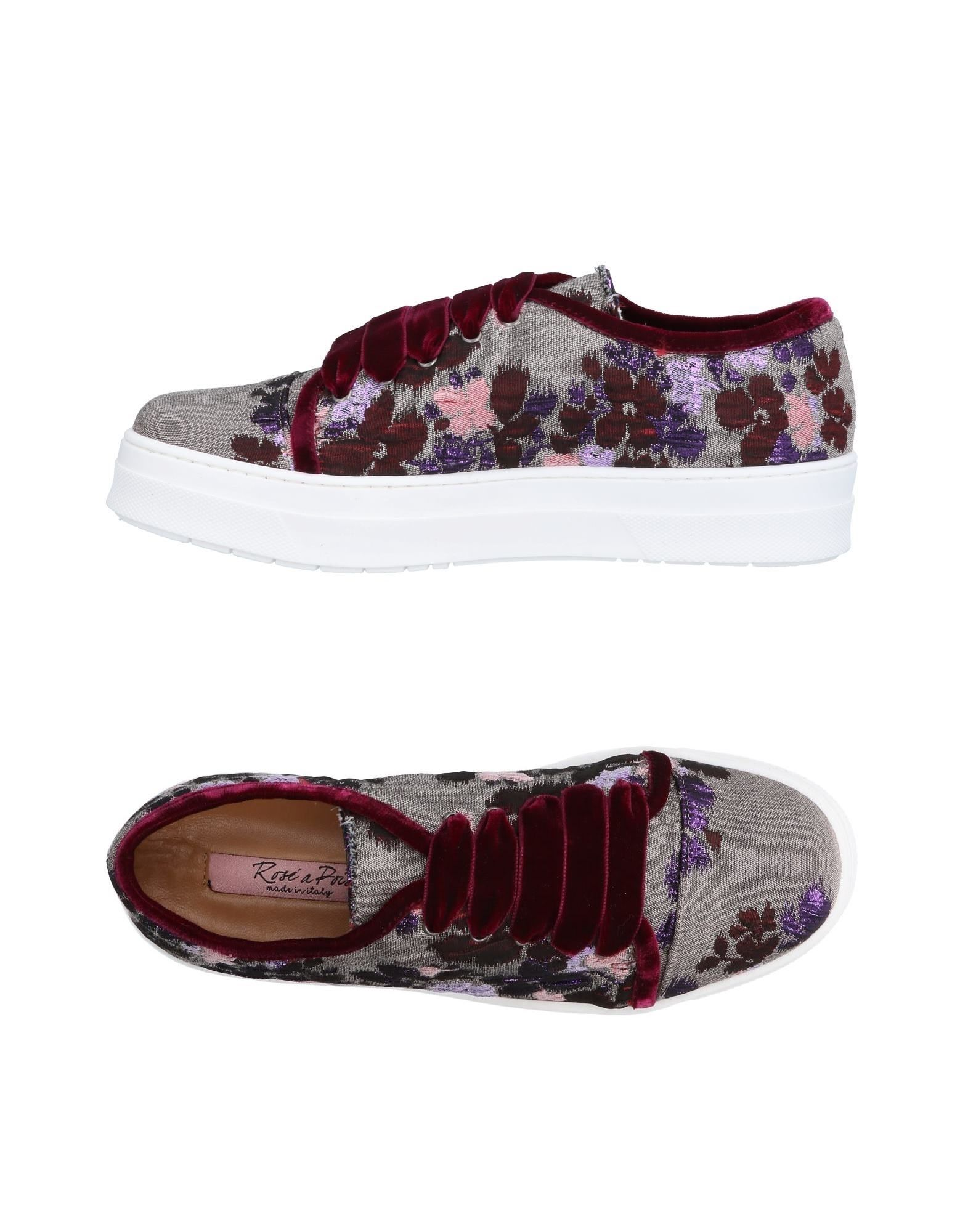 Sneakers Rose' A Pois Donna - 11498121CM