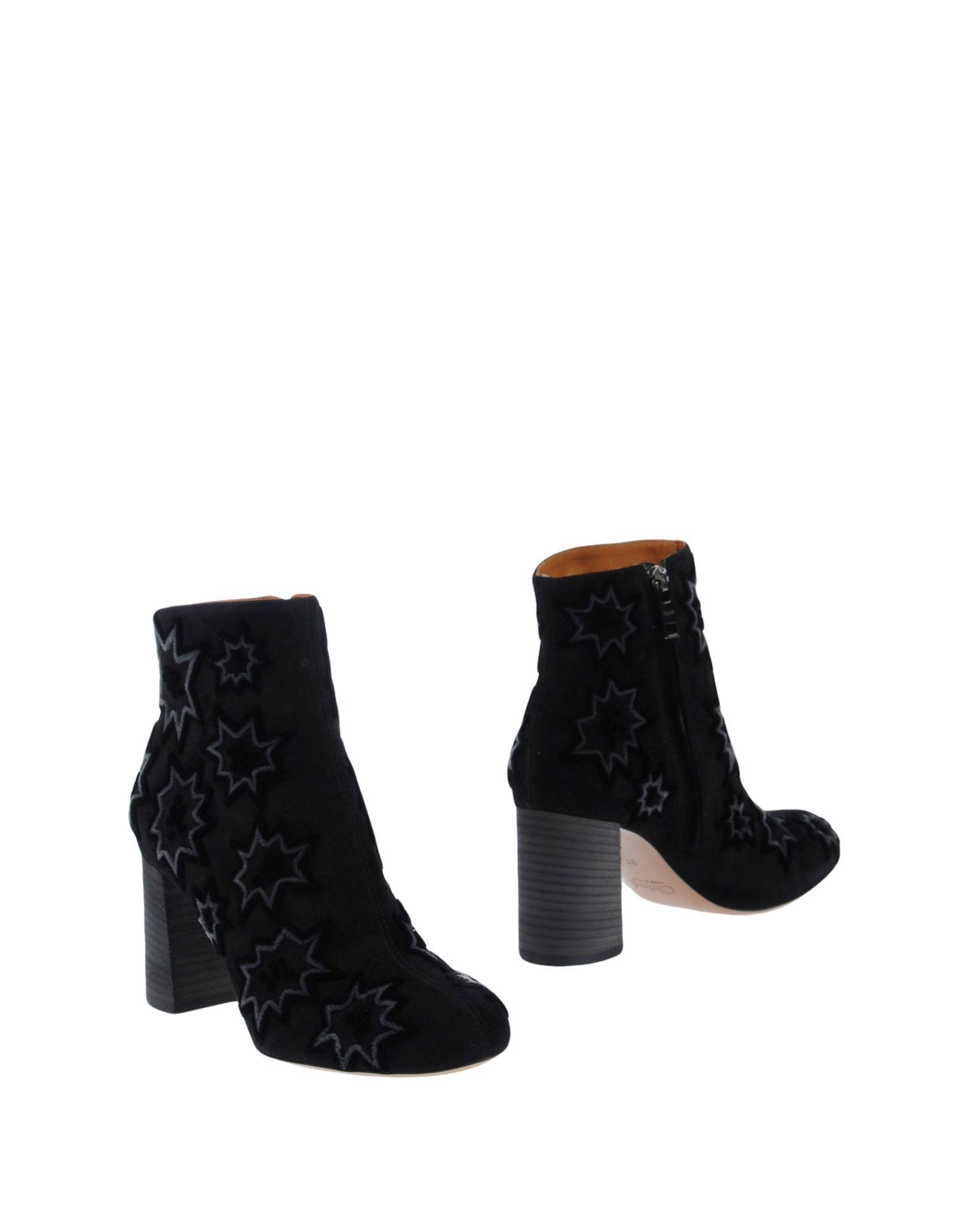 Chloé Stiefelette Damen  11498136CS Heiße Heiße Heiße Schuhe e7046c