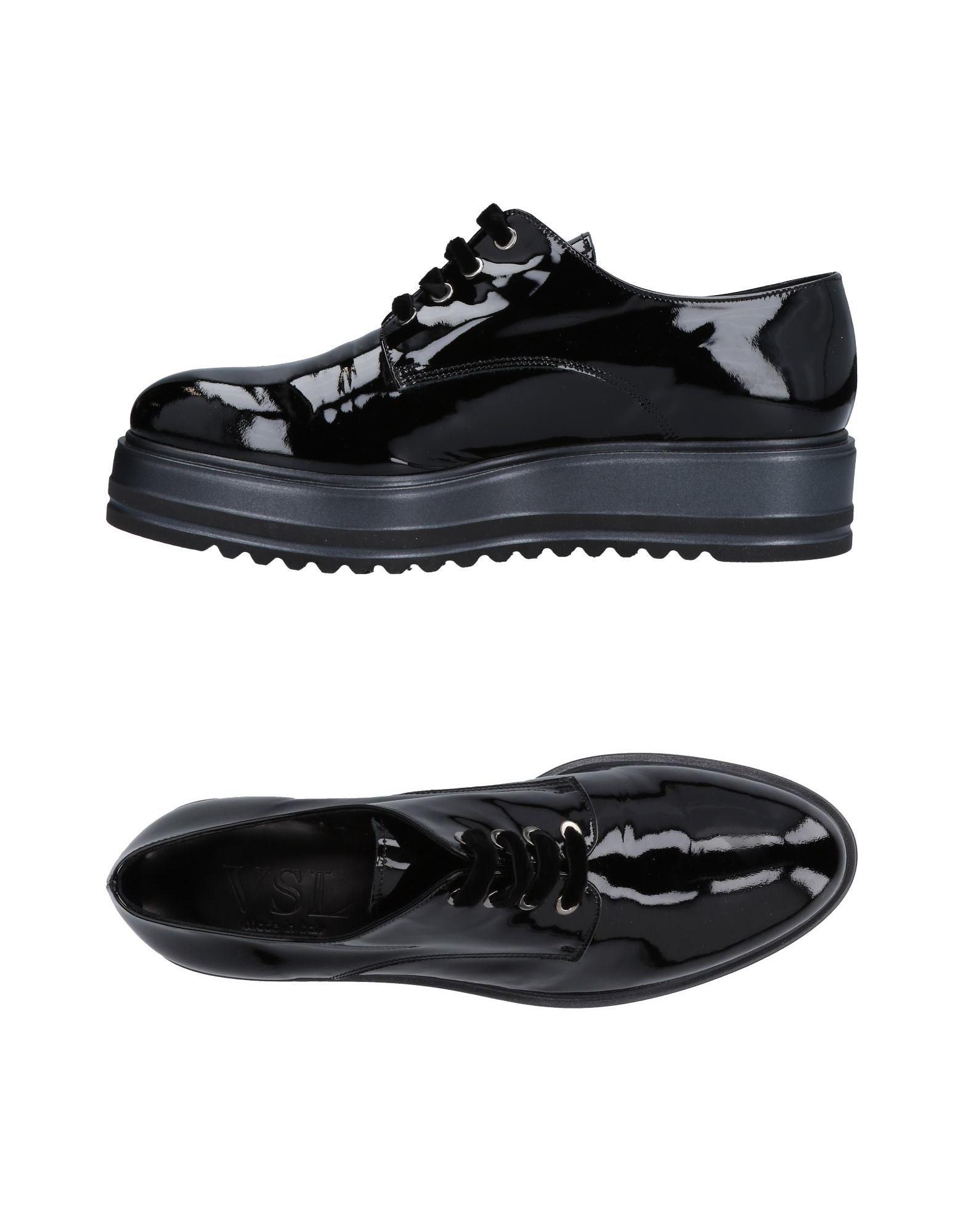 Vsl Schnürschuhe Damen  11498163CU Gute Qualität beliebte Schuhe