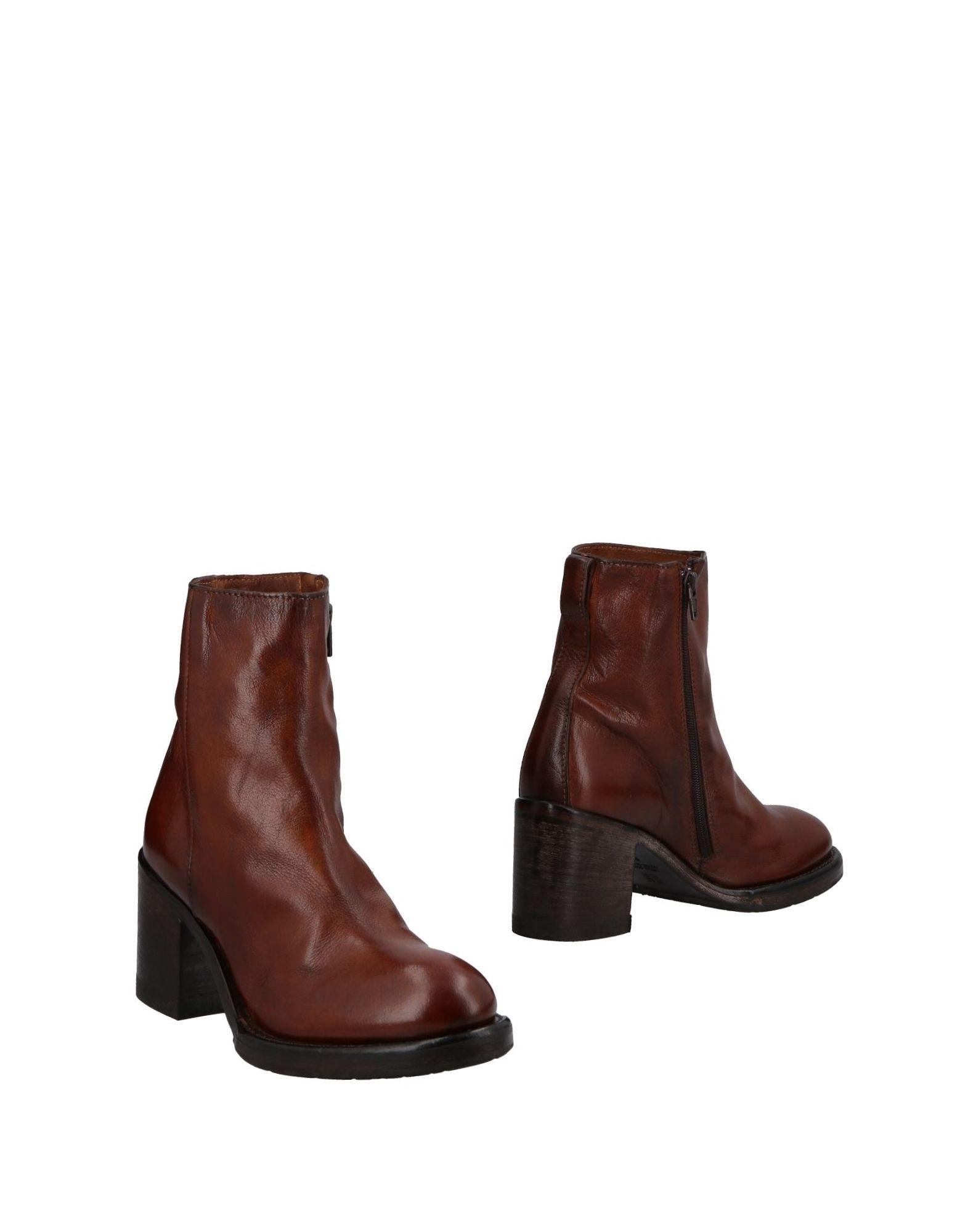 Rabatt Schuhe Moma Stiefelette Damen  11498271MR