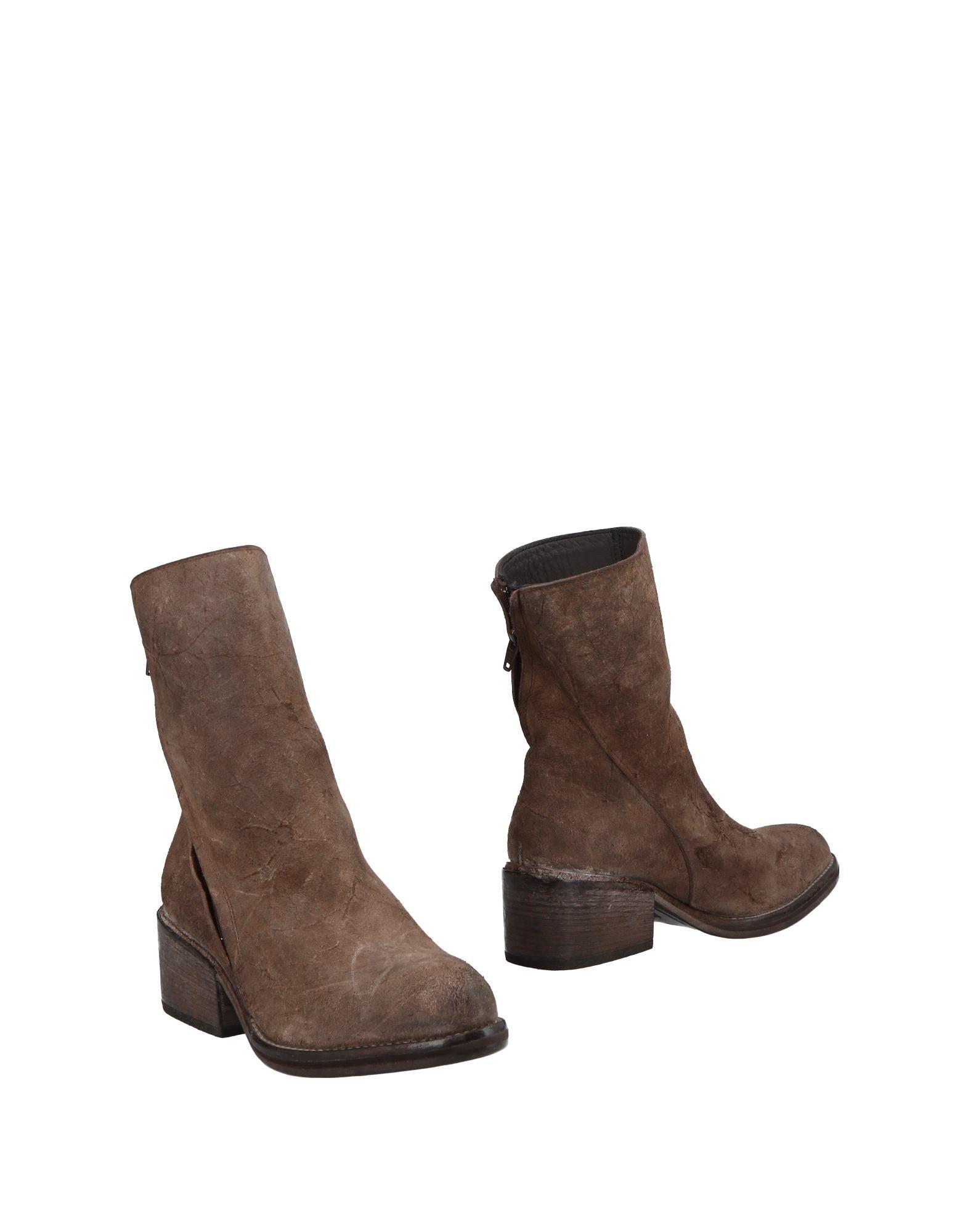 Rabatt Schuhe Moma Damen Stiefelette Damen Moma  11498275GV 0d6078