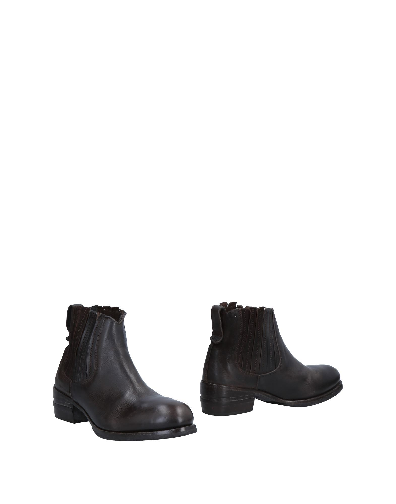 Moma Ankle Boot - Women Moma Ankle Boots online on YOOX Romania - 11498289IP