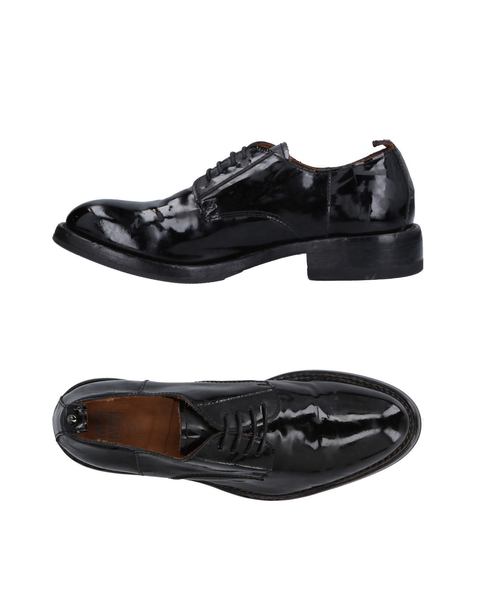 Stilvolle billige Schuhe Moma Schnürschuhe Damen  11498309ON