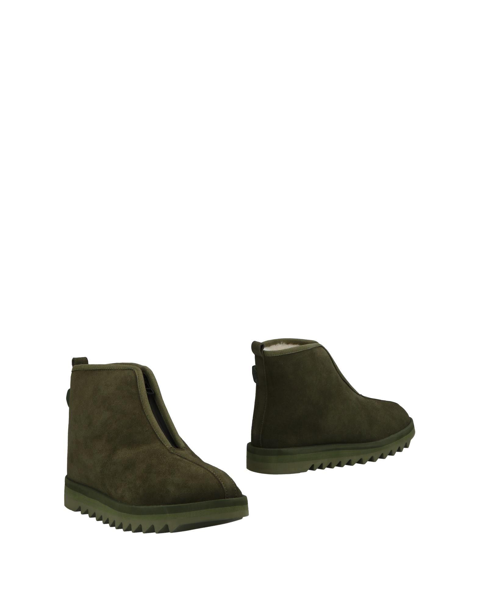 Stilvolle billige Schuhe Suicoke Stiefelette Damen  11498314QG