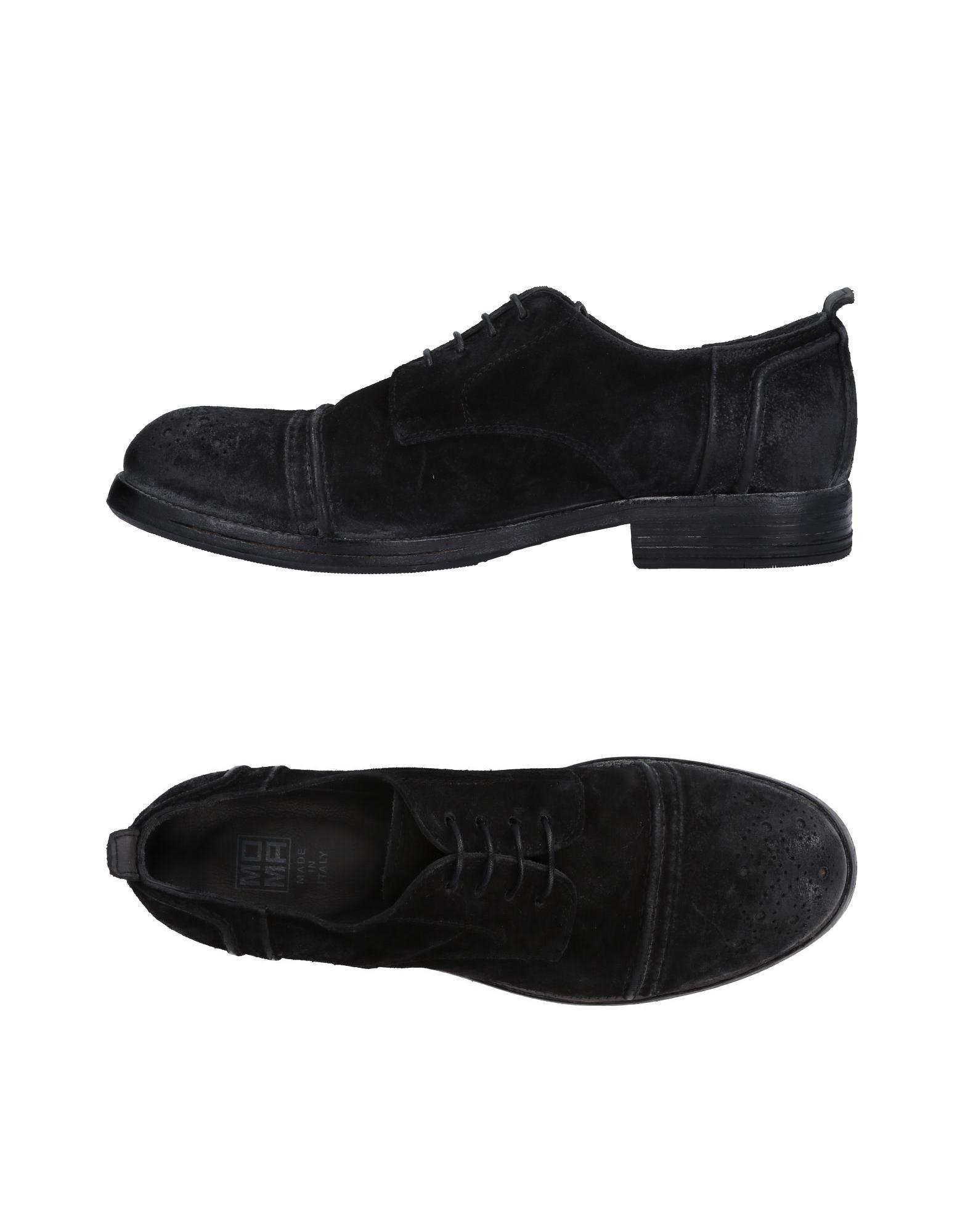 Moma Schuhe Schnürschuhe Herren  11498320KE Heiße Schuhe Moma 33aa50