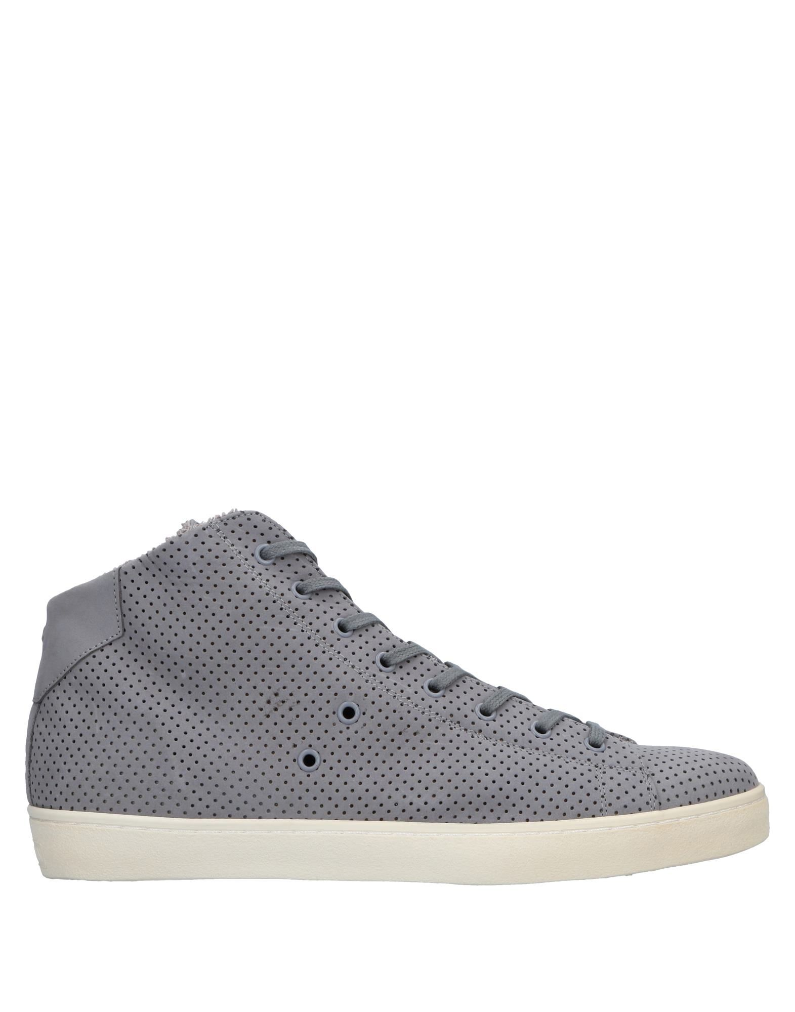 Sneakers Leather Crown Uomo - 11498325NV