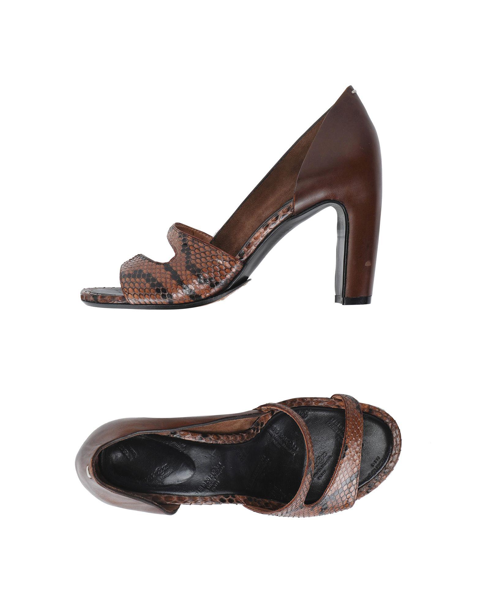 Escarpins Maison Margiela Femme - Escarpins Maison Margiela Moka Les chaussures les plus populaires pour les hommes et les femmes