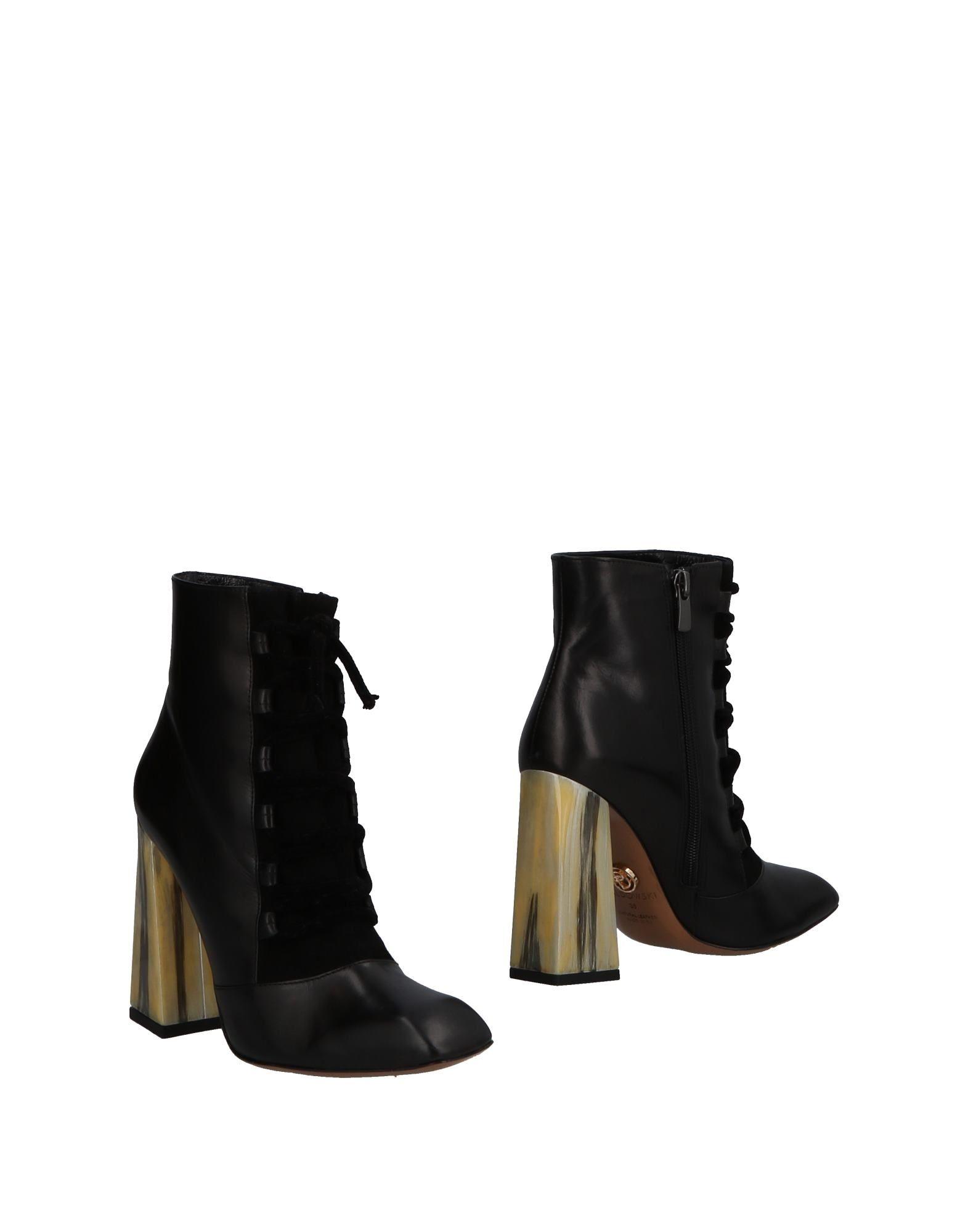 Haltbare Mode billige Schuhe Baldowski Stiefelette Damen  11498378WW Heiße Schuhe