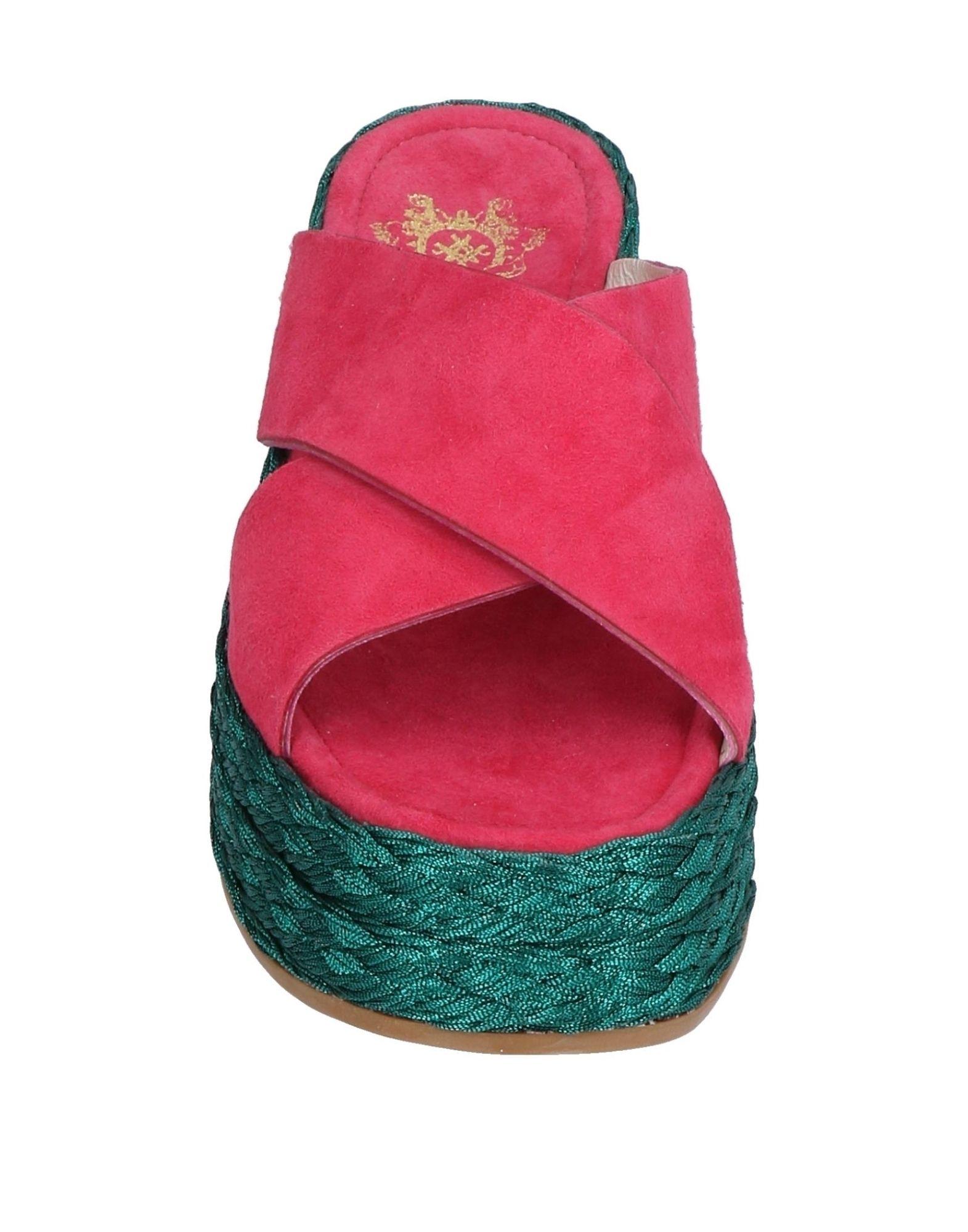 Mr & Mrs Italy Sandalen Damen    11498379UPGut aussehende strapazierfähige Schuhe 4a1ecd