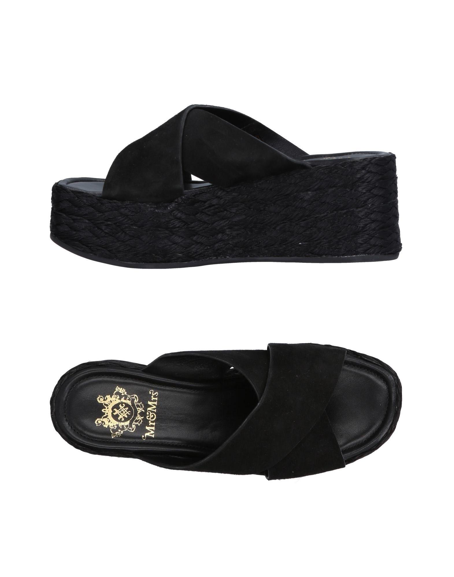 Mr & Mrs Italy Sandalen Damen  11498385HDGut aussehende strapazierfähige Schuhe