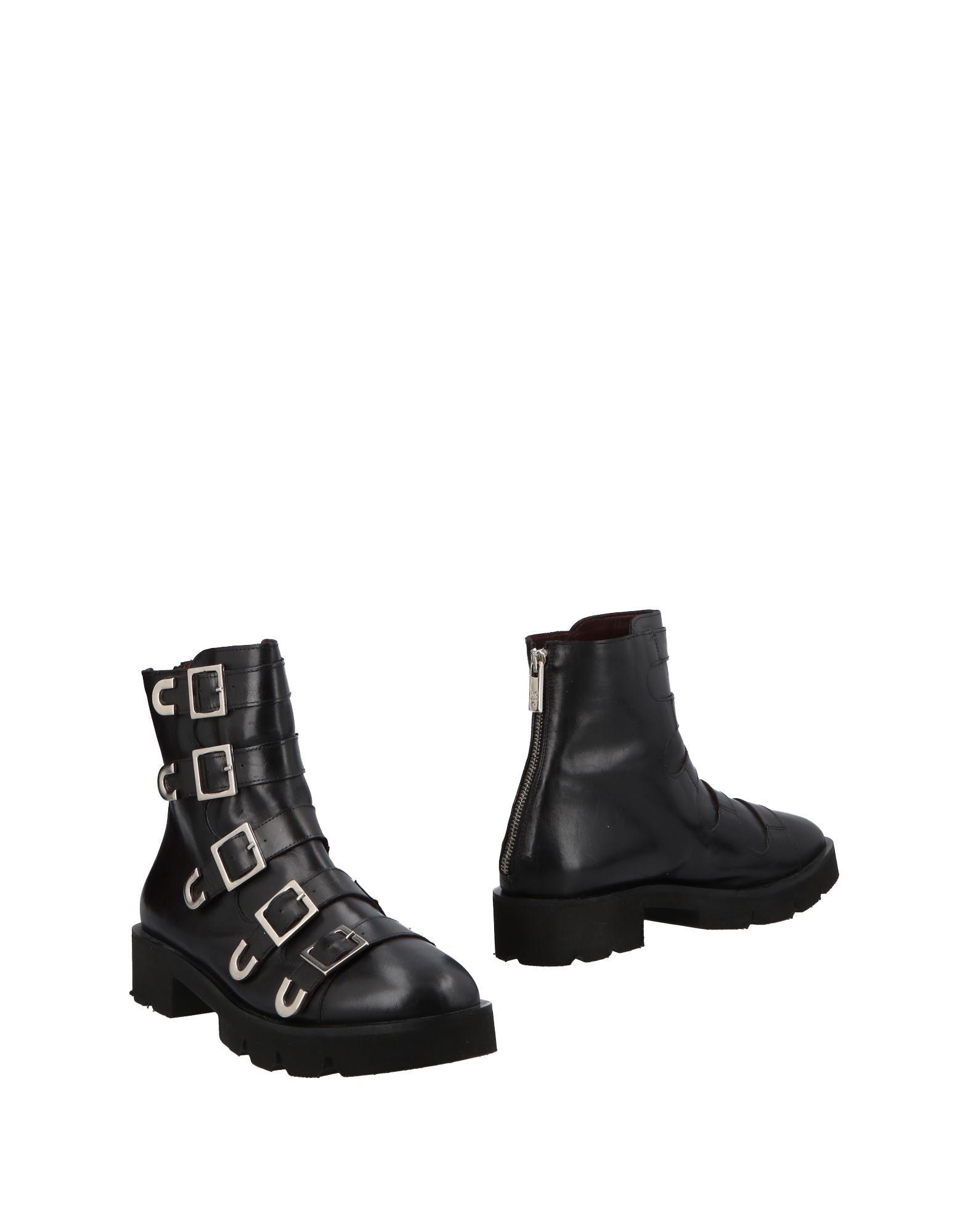 Gut um billige Stiefelette Schuhe zu tragenWo Milano Stiefelette billige Damen  11498403IK eedf7f