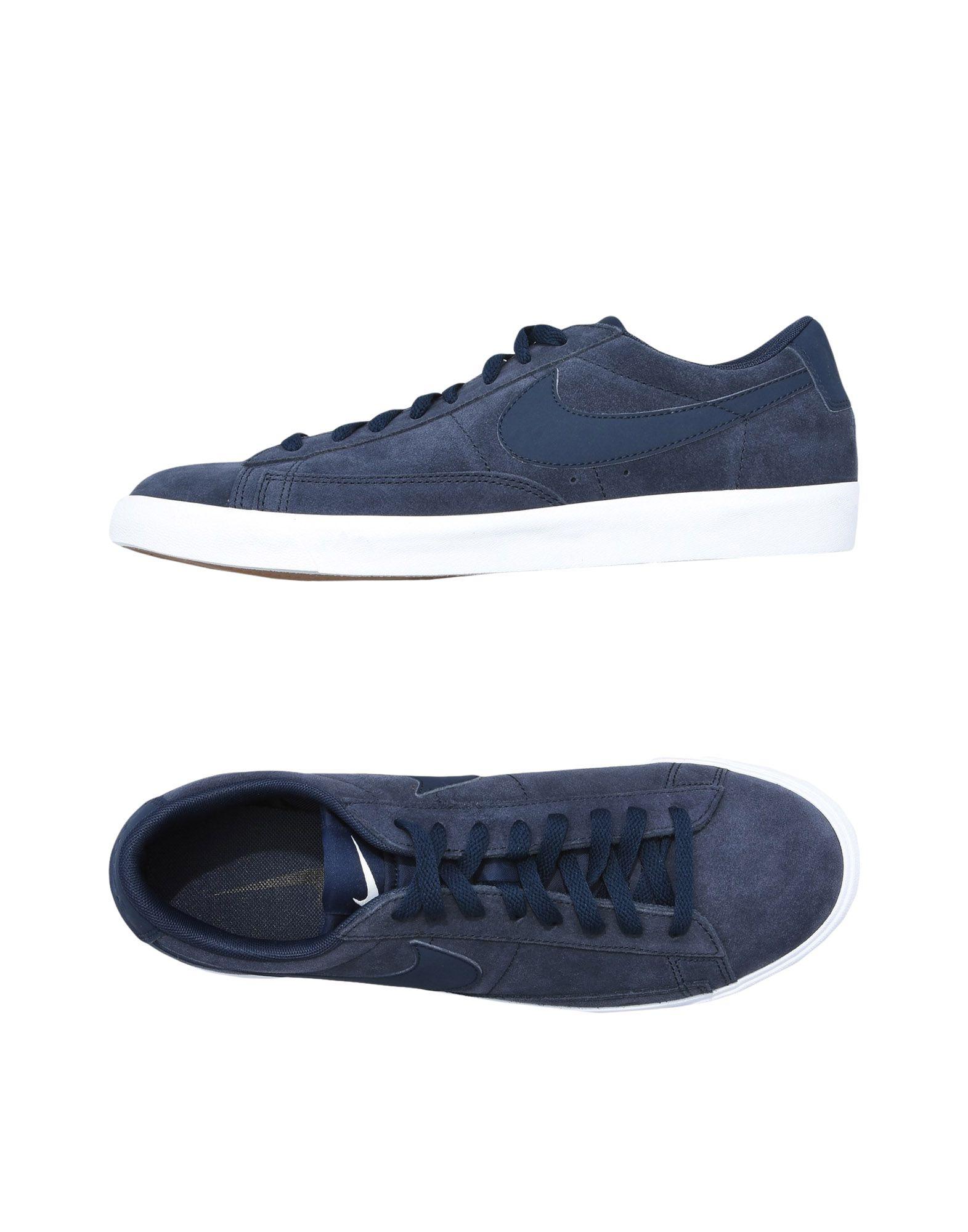 Sneakers Nike Blazer Low Suede - Uomo - 11498464CN