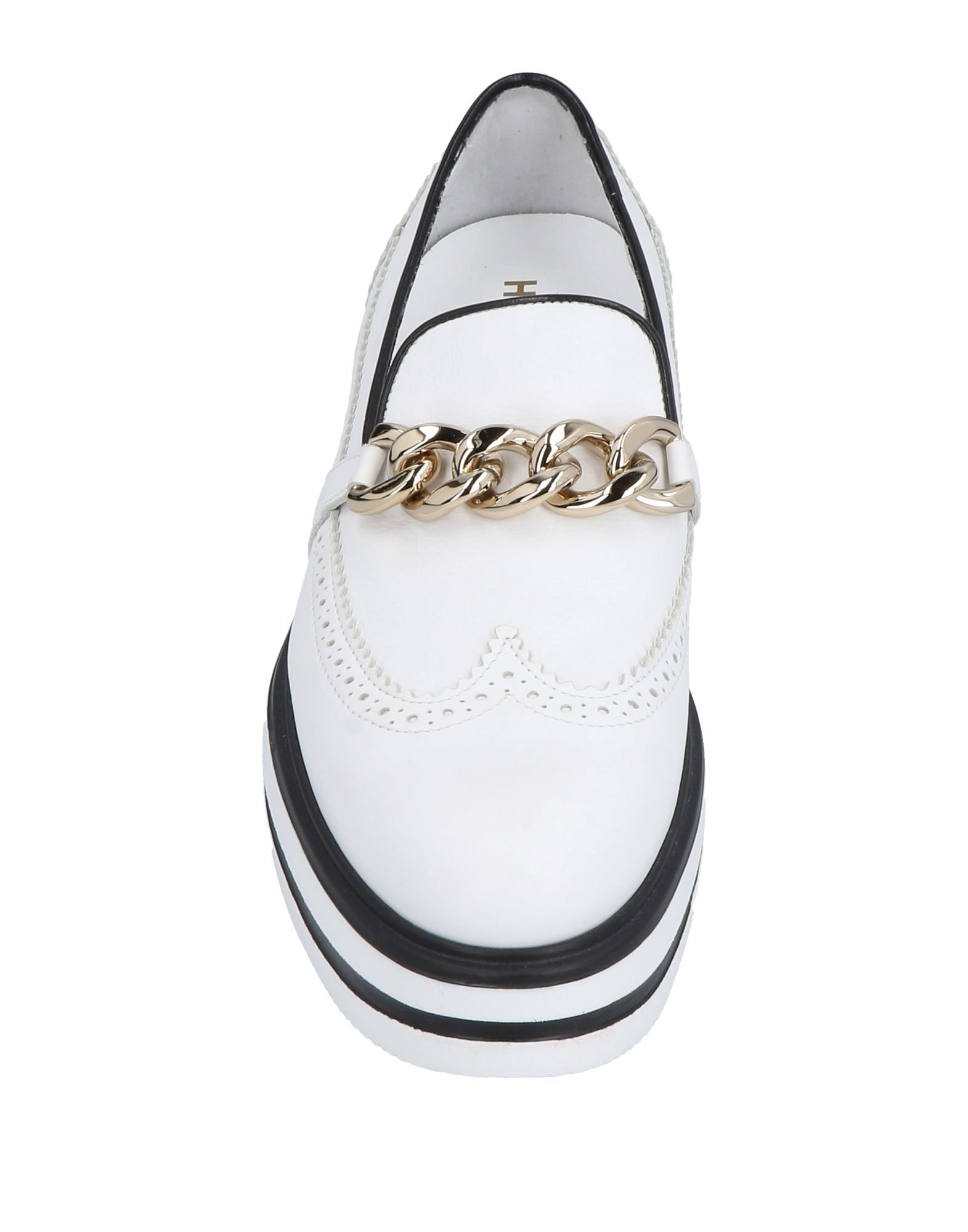 Hogan aussehende Mokassins Damen  11498467GEGut aussehende Hogan strapazierfähige Schuhe 859e80