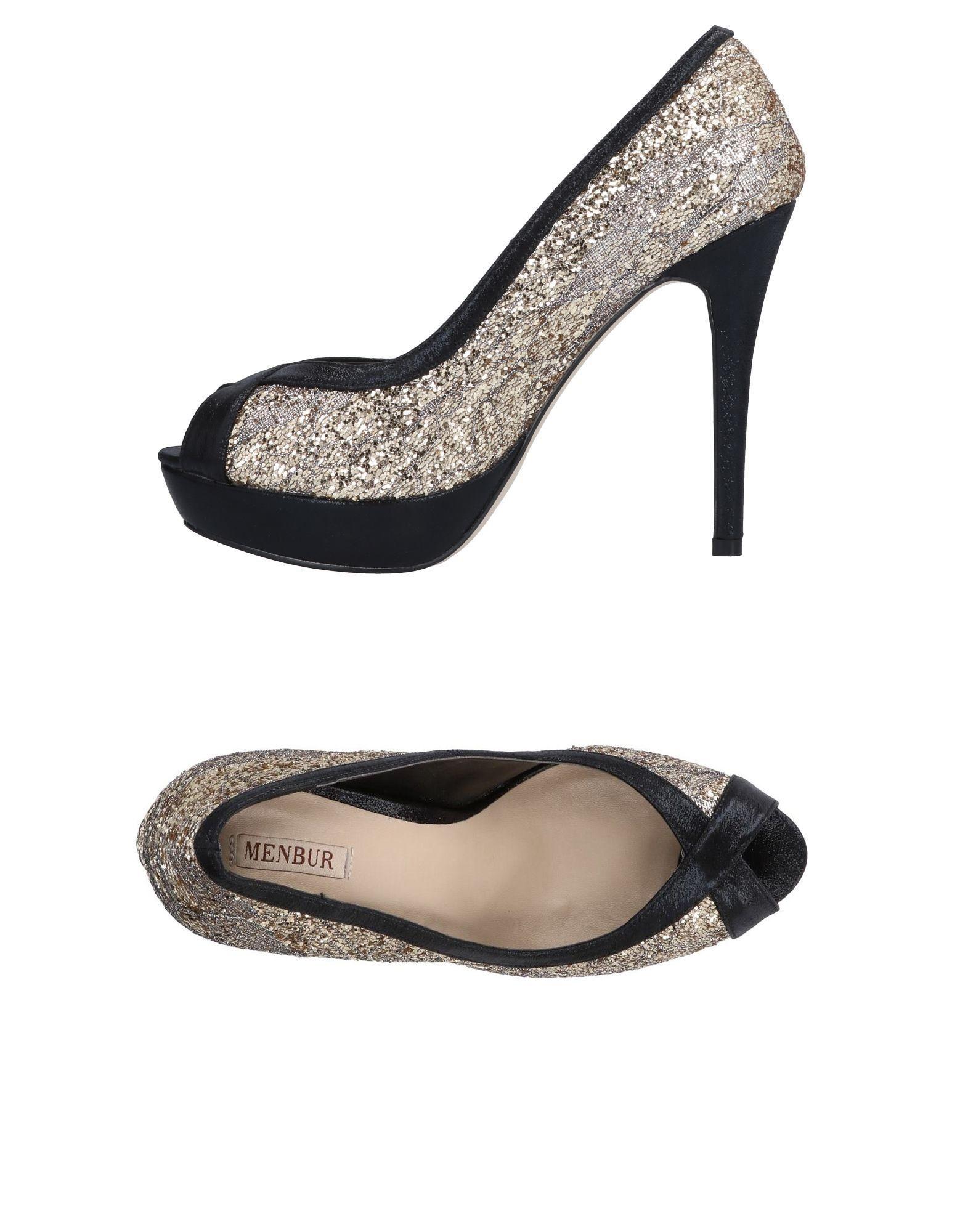 Haltbare Mode billige Schuhe Menbur Pumps Damen  11498483DQ Heiße Schuhe
