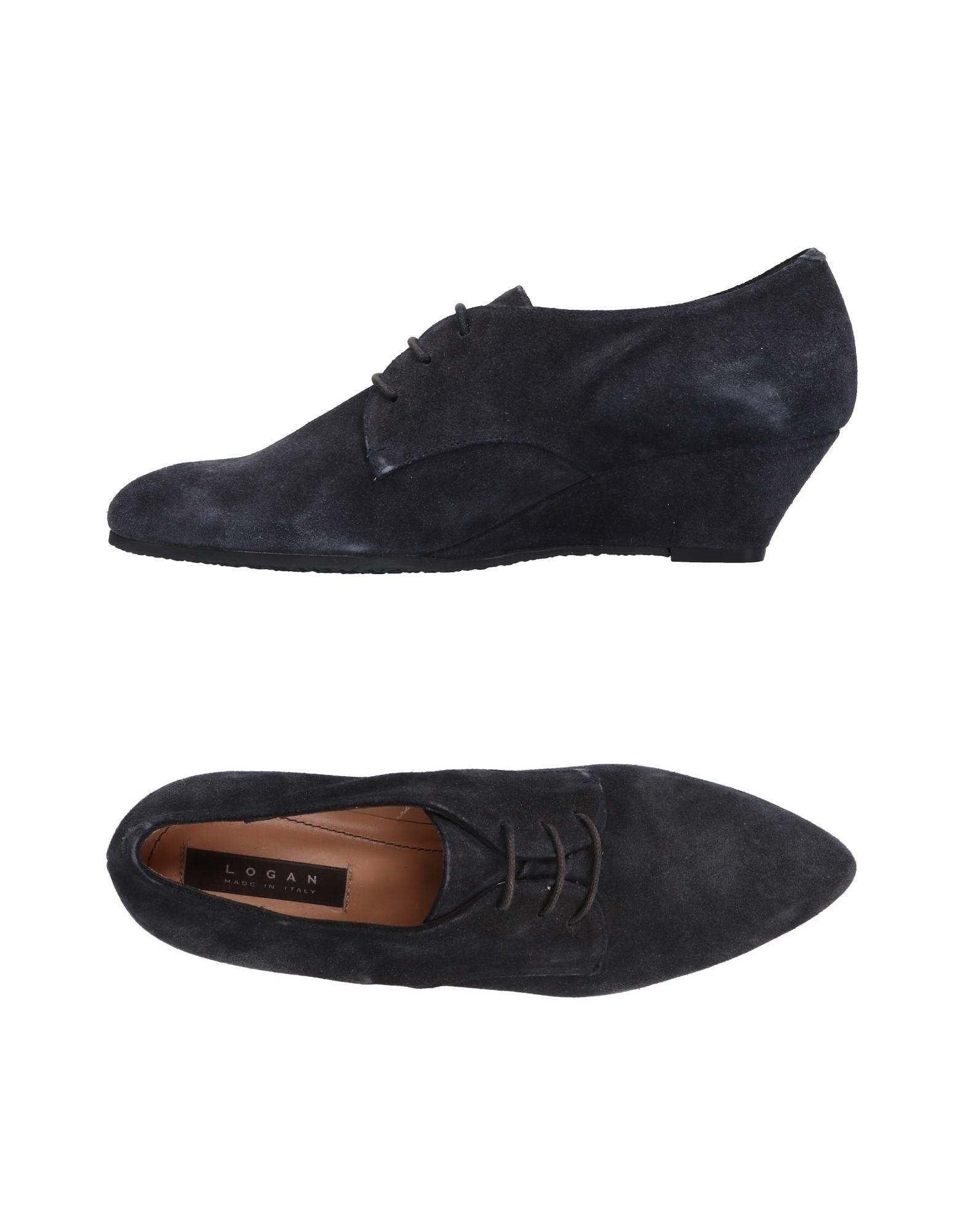 Günstige und modische Schuhe Logan Schnürschuhe Damen  11498499UM