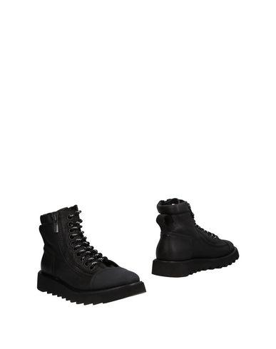 Zapatos de moda hombres y mujeres de moda de casual Botín Bruno Bordese Hombre - Botines Bruno Bordese - 11498514WL Negro 5f9625
