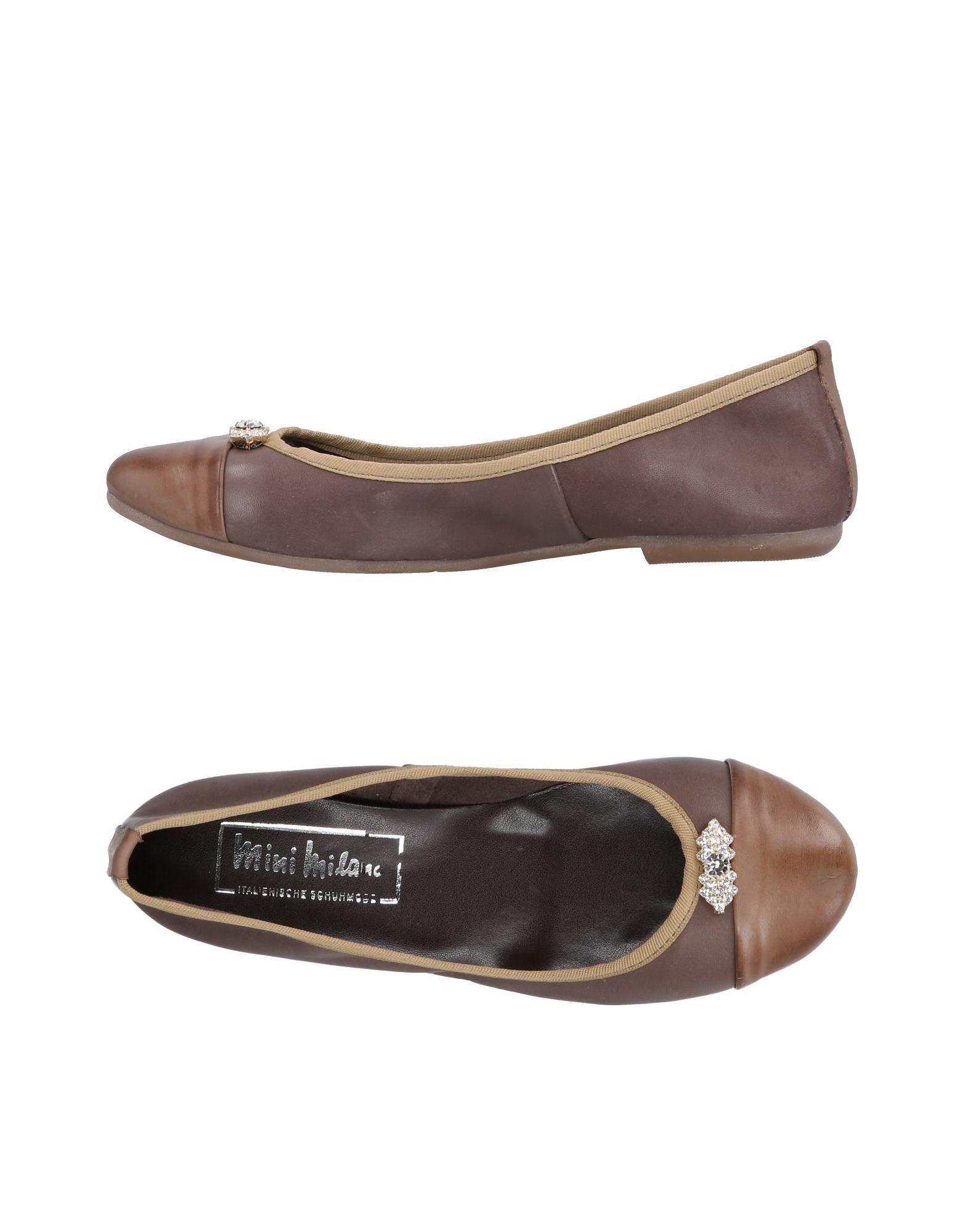 Mini Milano Ballerinas Damen  11498578FE Gute Qualität beliebte Schuhe
