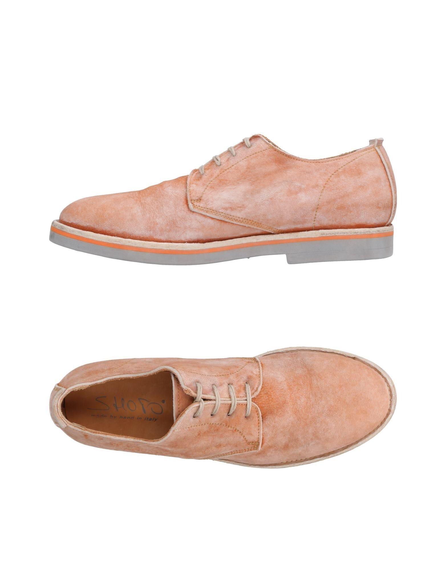 Shoto Shoto  Schnürschuhe Herren  11498582AJ Heiße Schuhe 9d4d3a