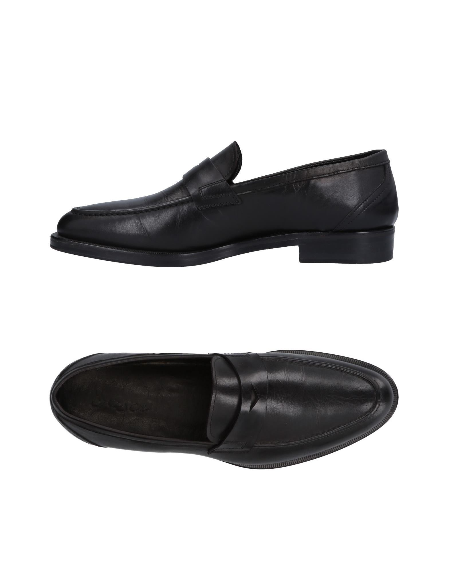 Rabatt echte Schuhe Crisci Mokassins Herren  11498614LC