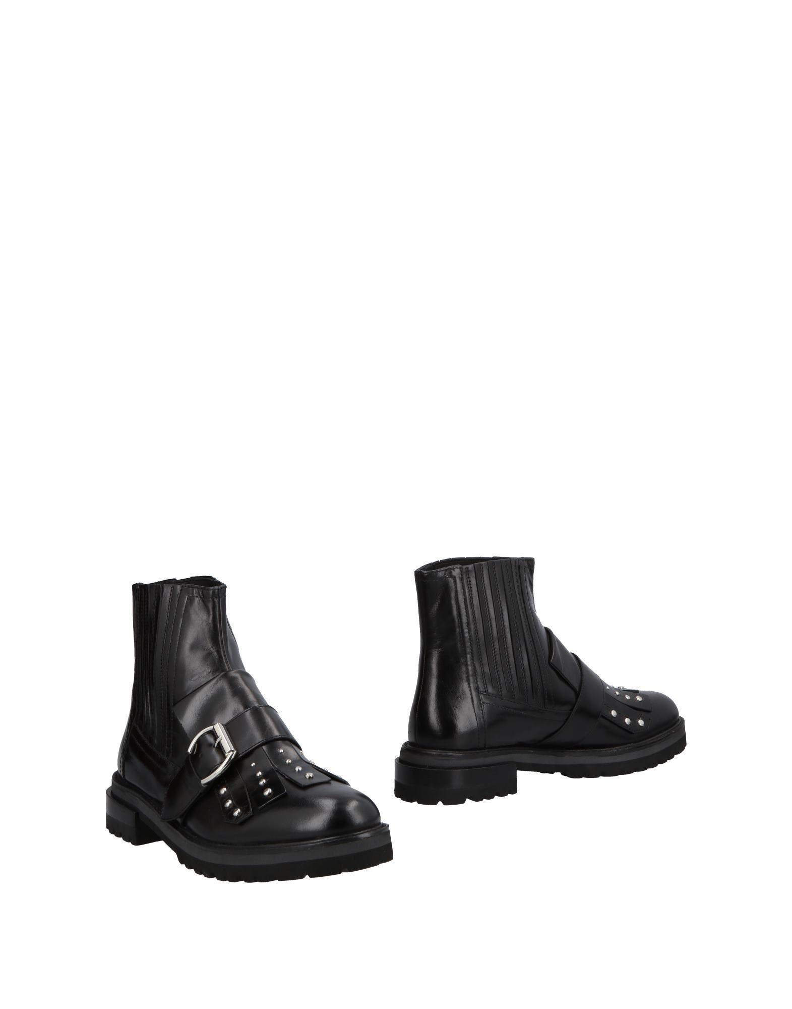 Gut um billige Schuhe Boots zu tragenElvio Zanon Chelsea Boots Schuhe Damen  11498623DT ed3f03