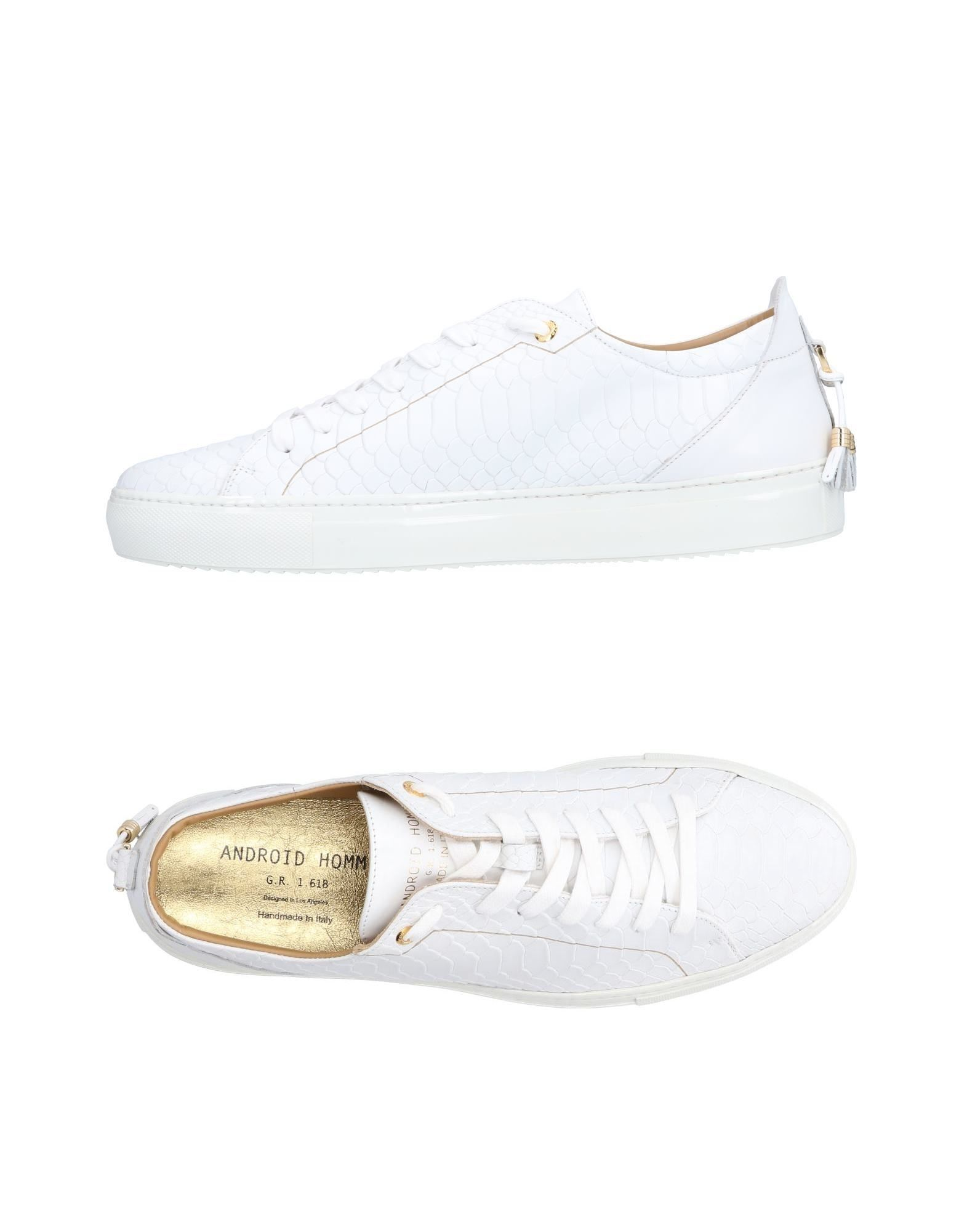 Sneakers Android Homme Uomo - 11498704GA