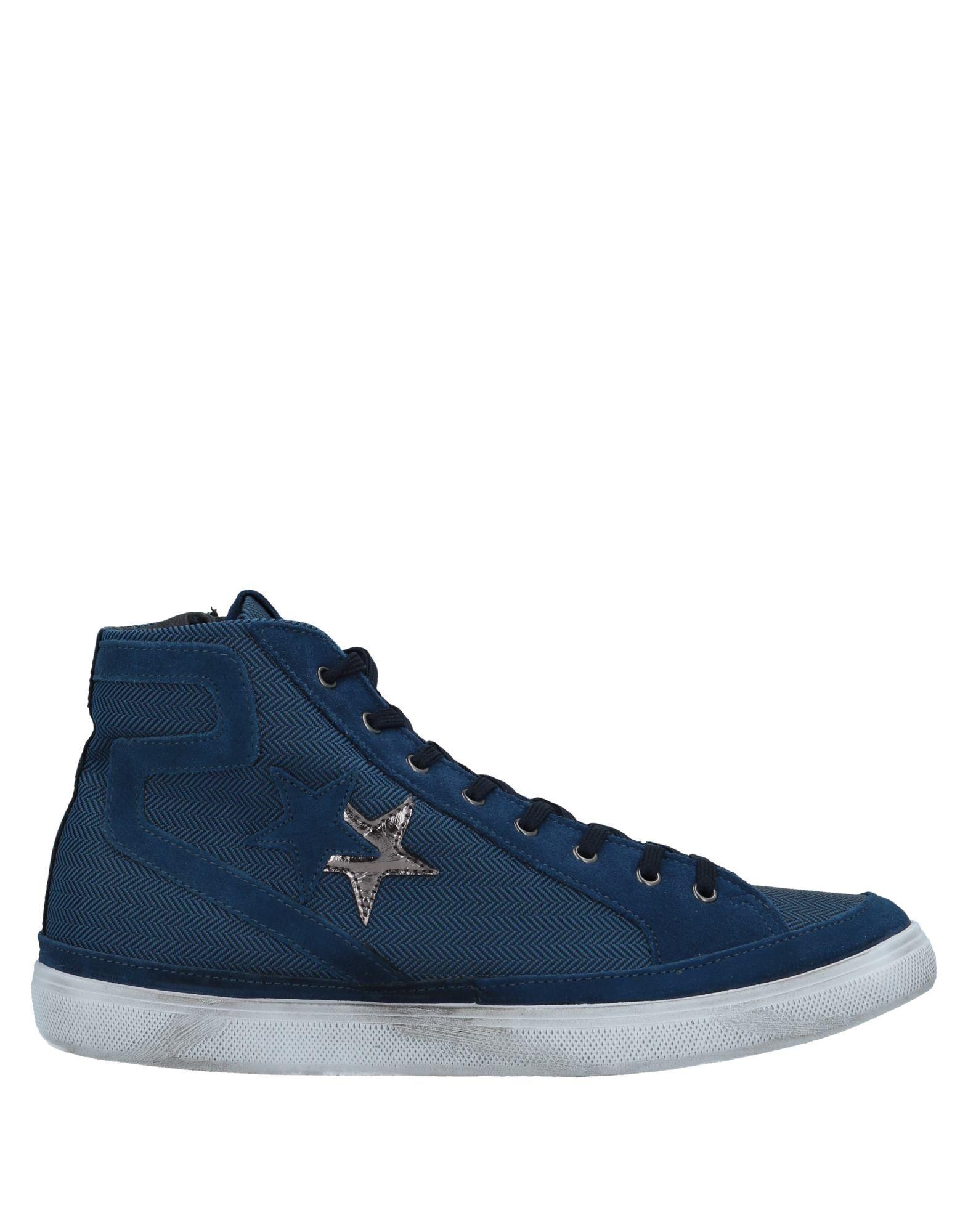 Rabatt echte Schuhe 2Star Sneakers Herren  11498714IM