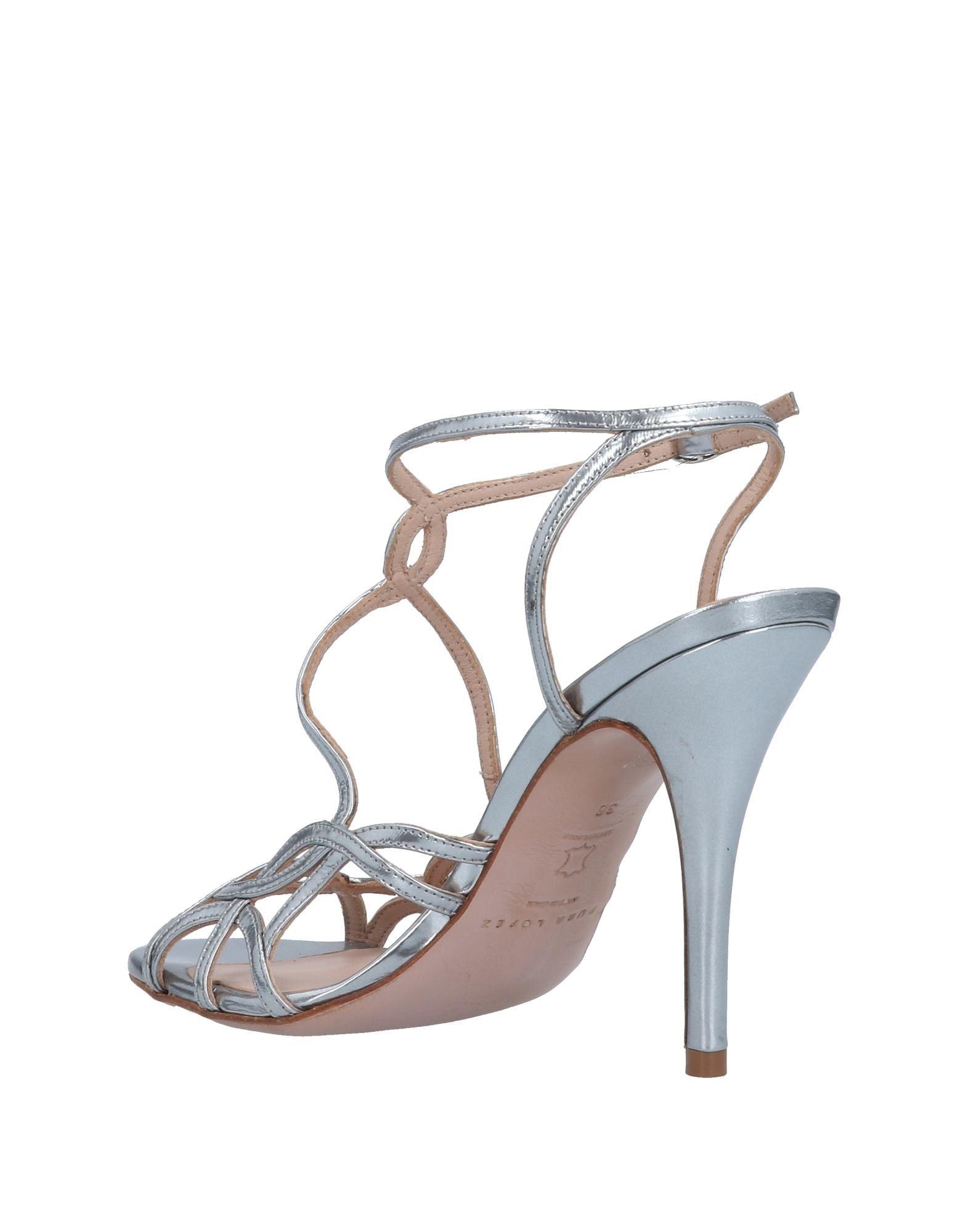 Pura López Sandalen Damen  11498780WN Neue Schuhe