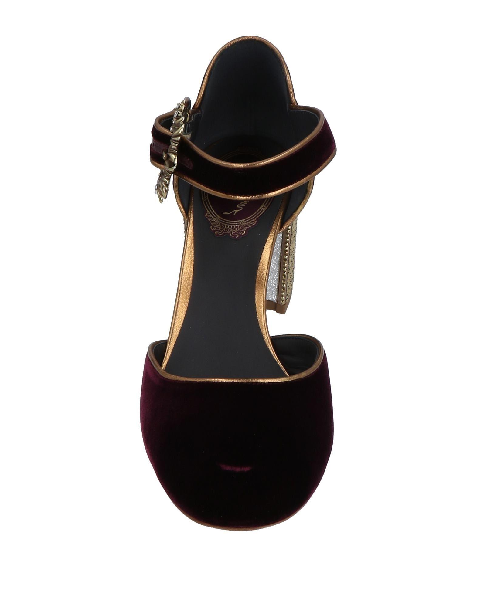 Rene' Caovilla Pumps Damen  11498794XMGünstige gut aussehende Schuhe