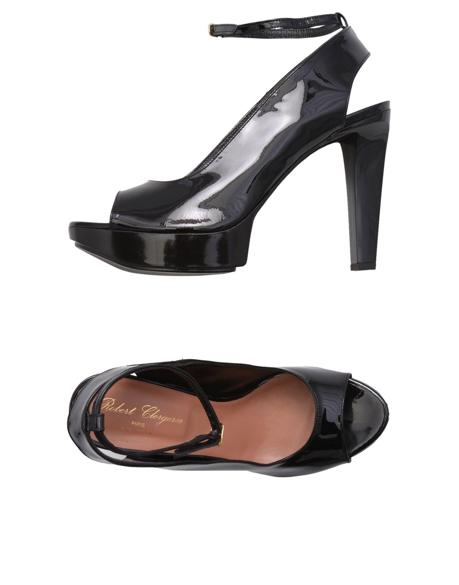 Stilvolle billige Schuhe Robert Clergerie Sandalen Damen  11498796XM