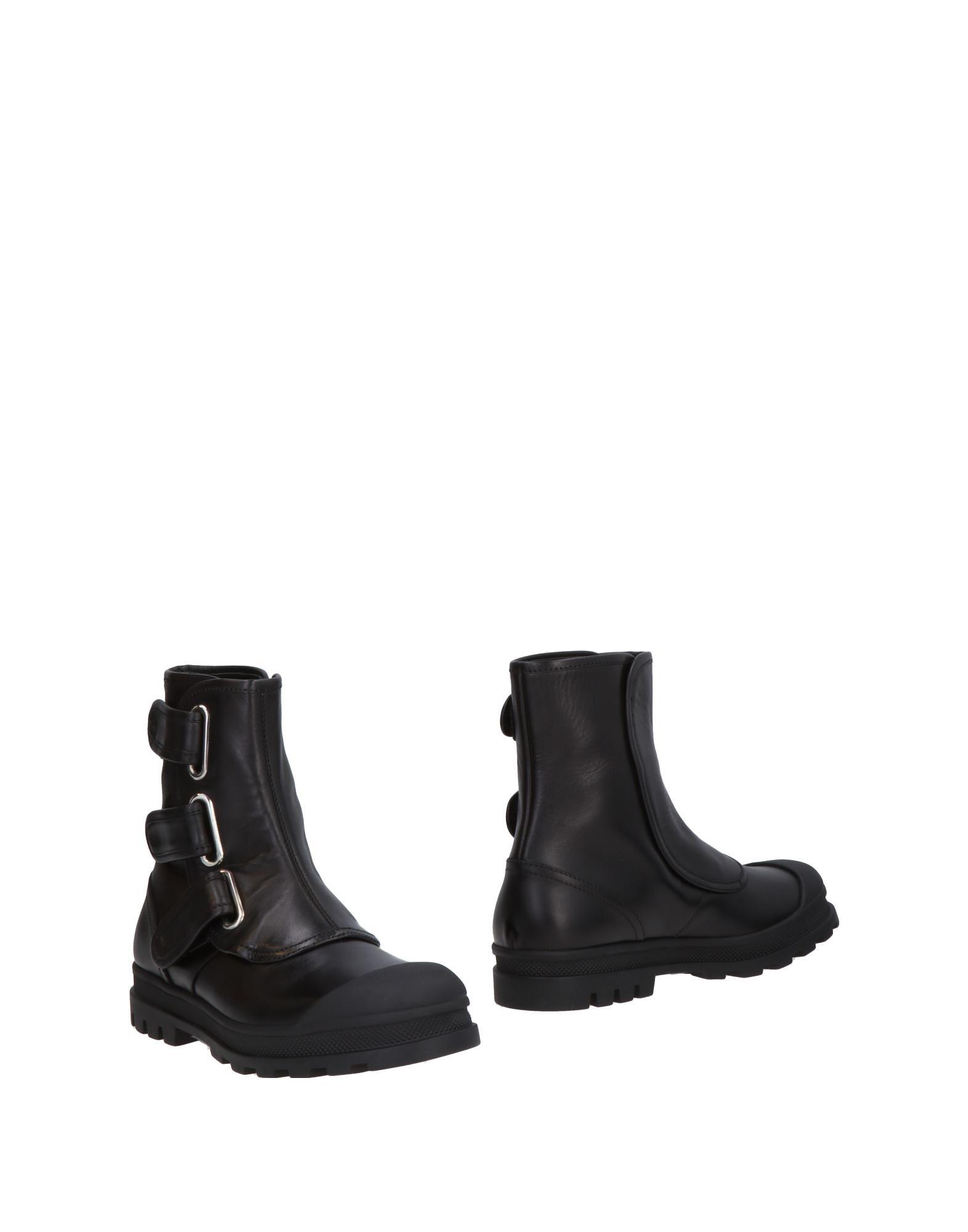 Rabatt Schuhe Diesel Black Gold Stiefelette Damen  11498804RX