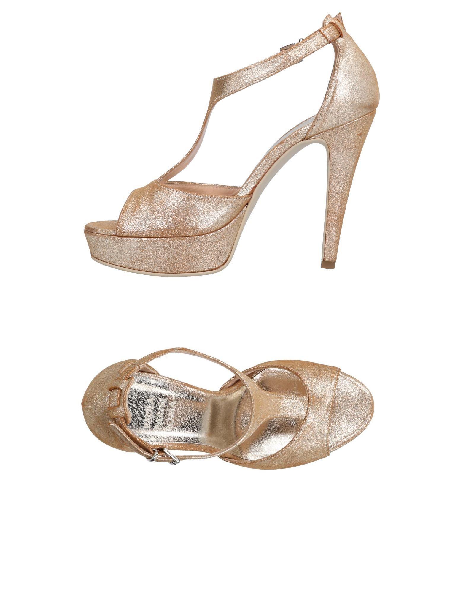 Paola Parisi Sandalen Damen  11498852US Gute Qualität beliebte Schuhe