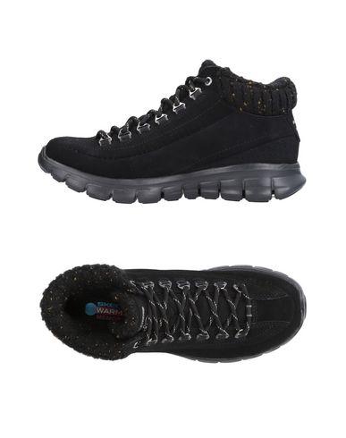 Zapatos especiales para hombres y mujeres Zapatillas Skechers Mujer - Zapatillas Skechers - 11498901DT Negro