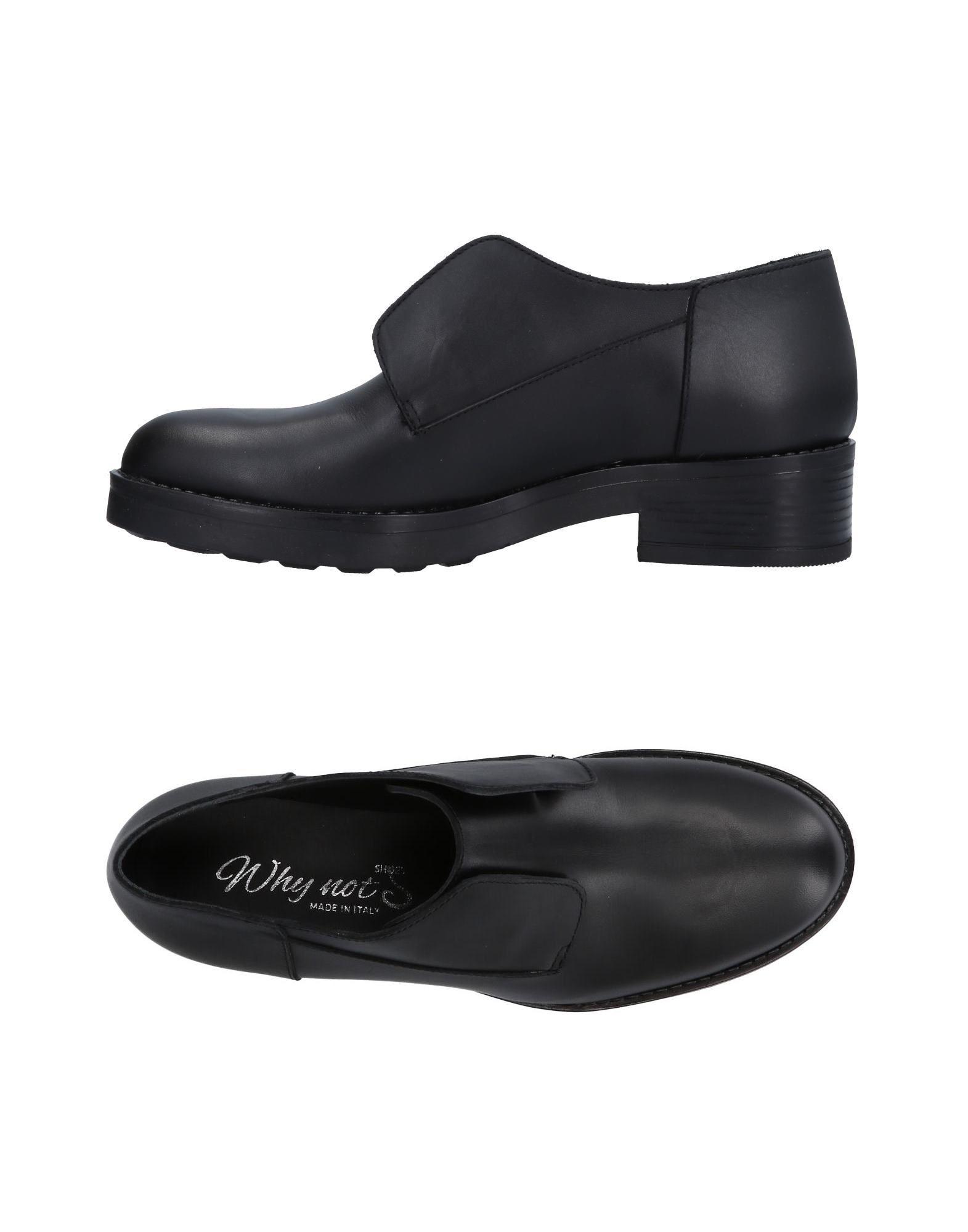 Gut  um billige Schuhe zu tragenWhy Not  Gut Mokassins Damen  11498930QO c352c3