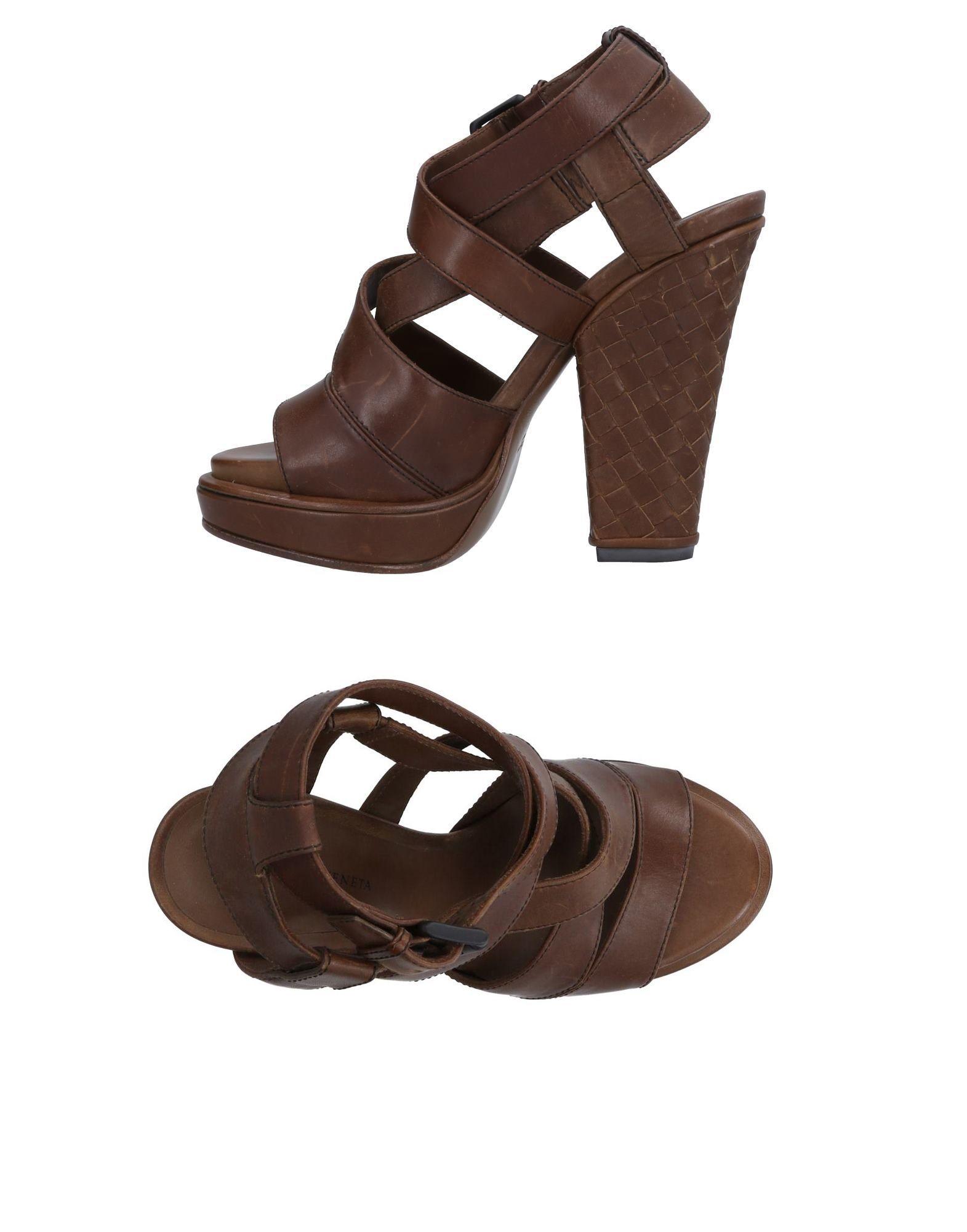 Bottega Veneta Sandalen Damen  11498947JAGut aussehende strapazierfähige Schuhe