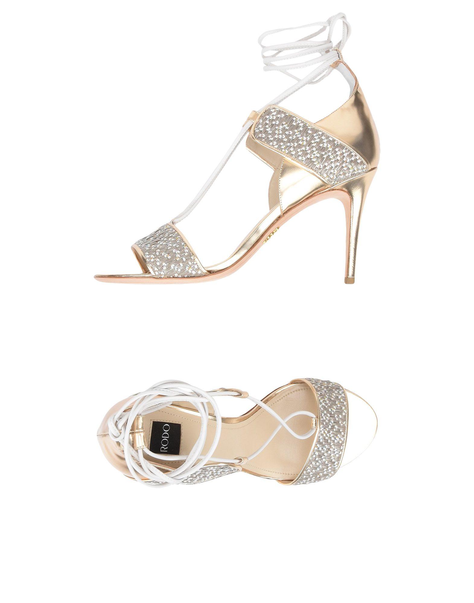Rabatt Schuhe Rodo Sandalen Damen  11498951CN