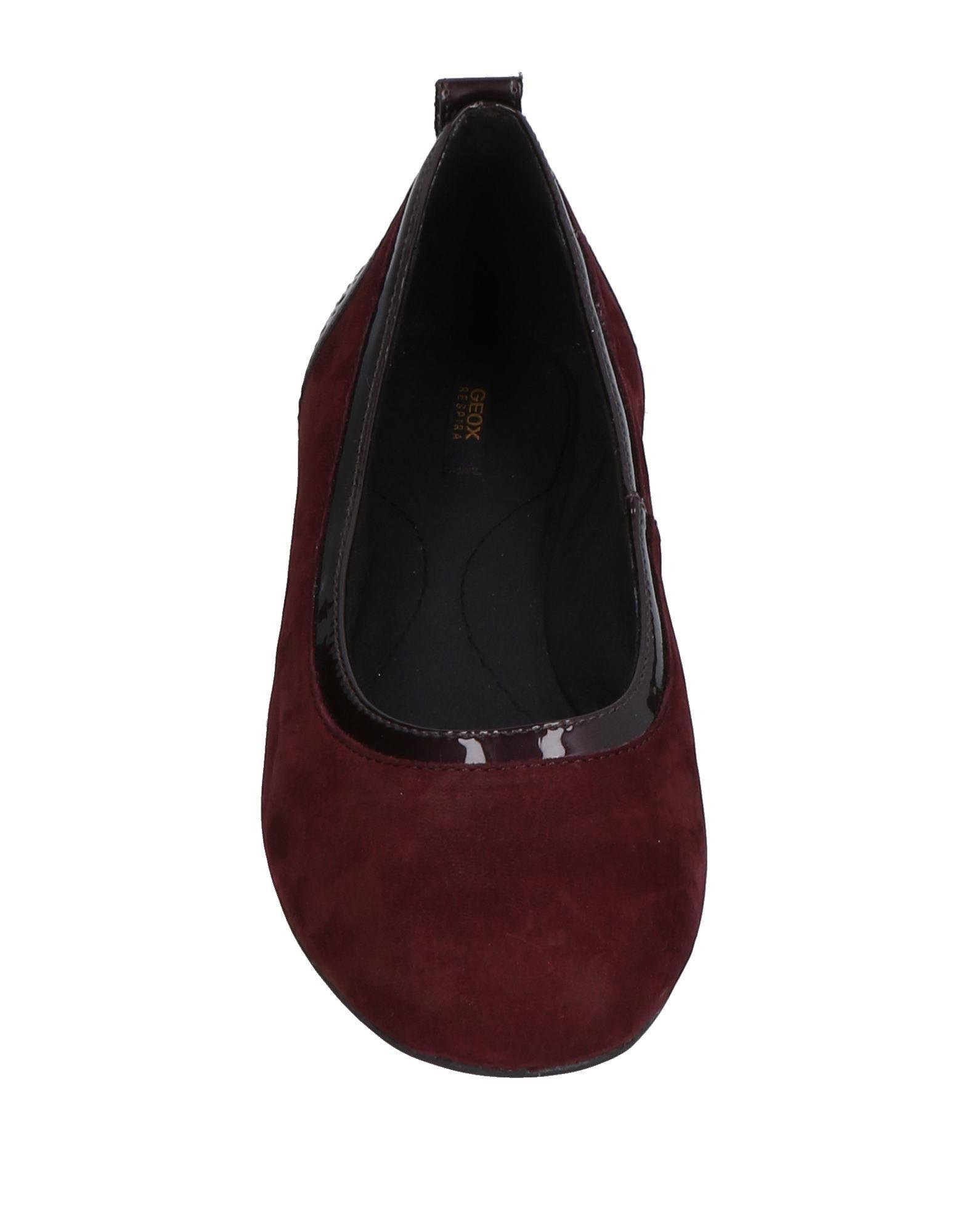 Geox  Ballerinas Damen  Geox 11499002UH Gute Qualität beliebte Schuhe 60dd8c