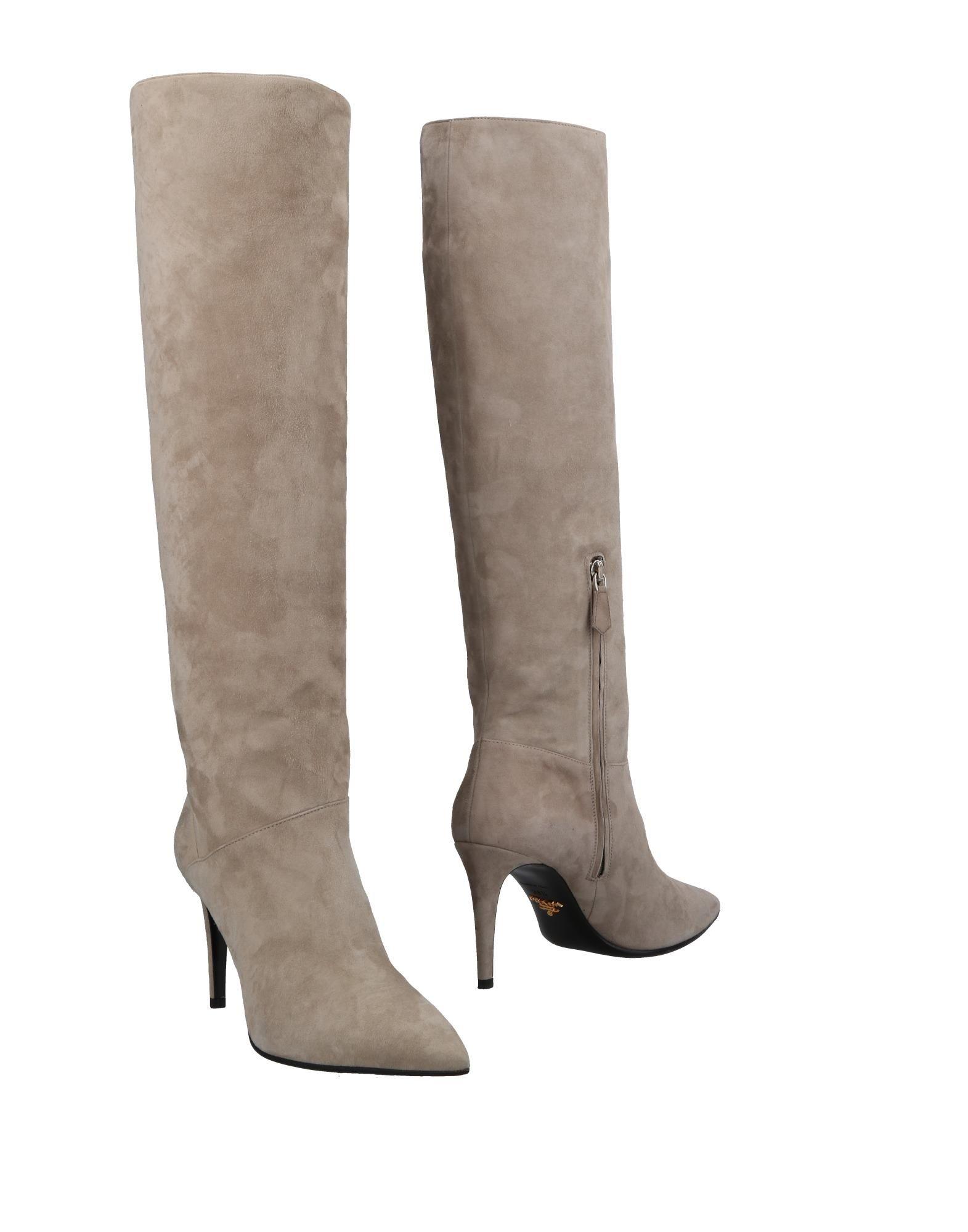 Scarpe economiche e resistenti Stivali Prada Donna - 11499019FP