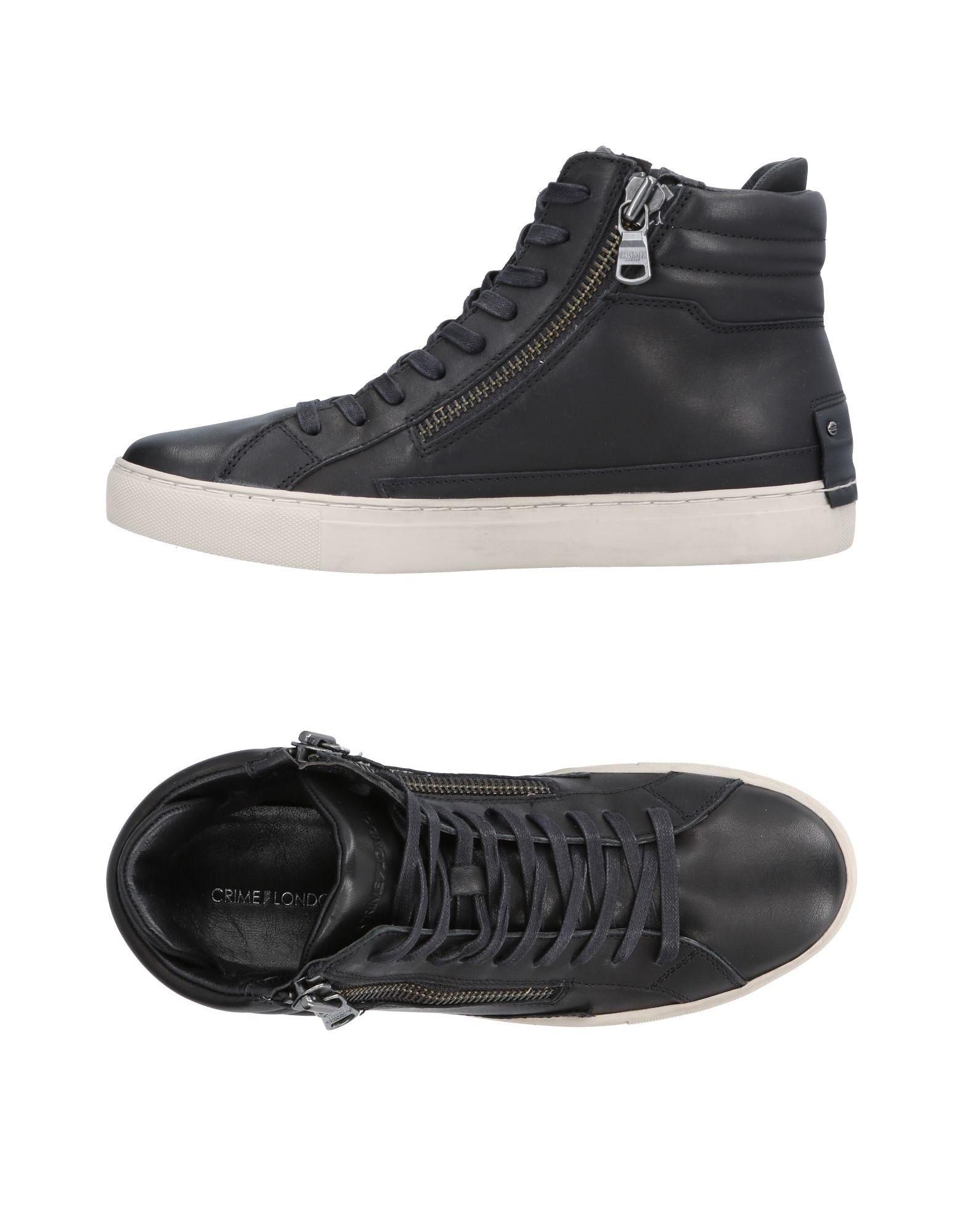 Baskets Crime London Homme - Baskets Crime London  Noir Les chaussures les plus populaires pour les hommes et les femmes