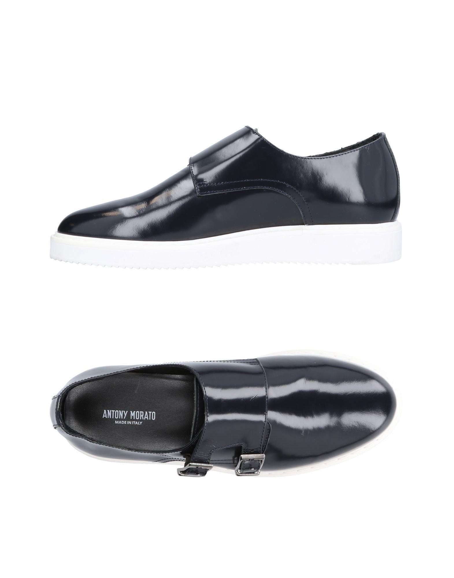 Rabatt echte Schuhe Antony Morato Mokassins Herren  11499067DL