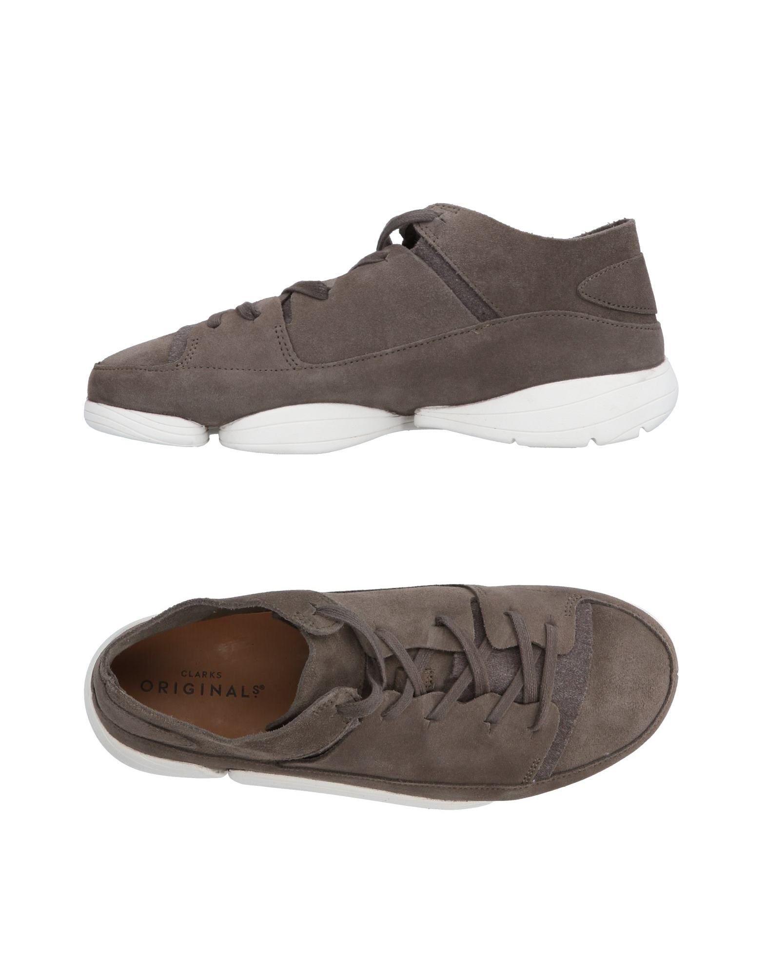 Rabatt echte Schuhe Clarks Originals Sneakers Herren  11499104MF