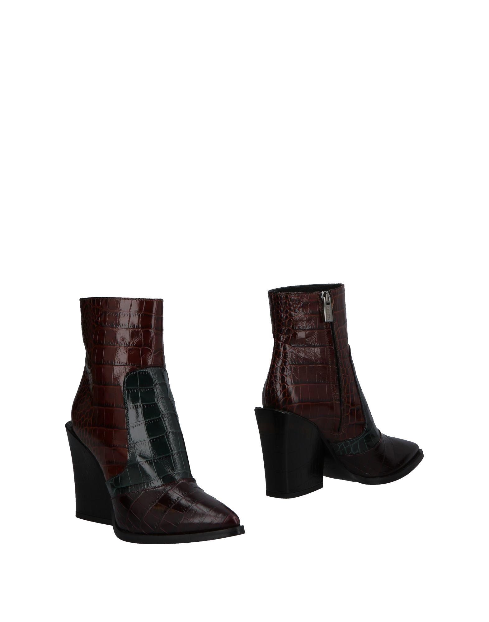 Pinko  Stiefelette Damen  Pinko 11499108OVGut aussehende strapazierfähige Schuhe 230ebb