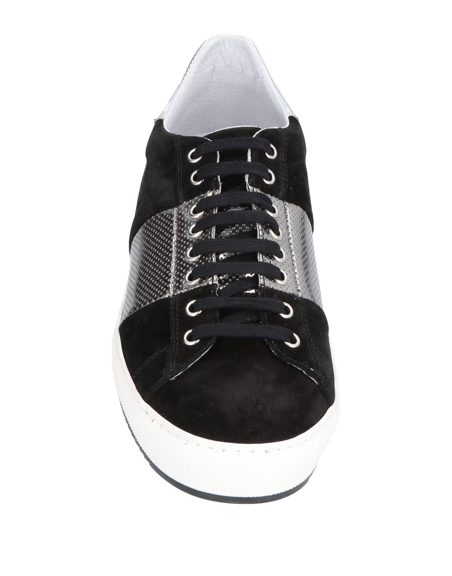 Rabatt echte Schuhe Daniele Alessandrini Homme Sneakers Herren  11499122DV