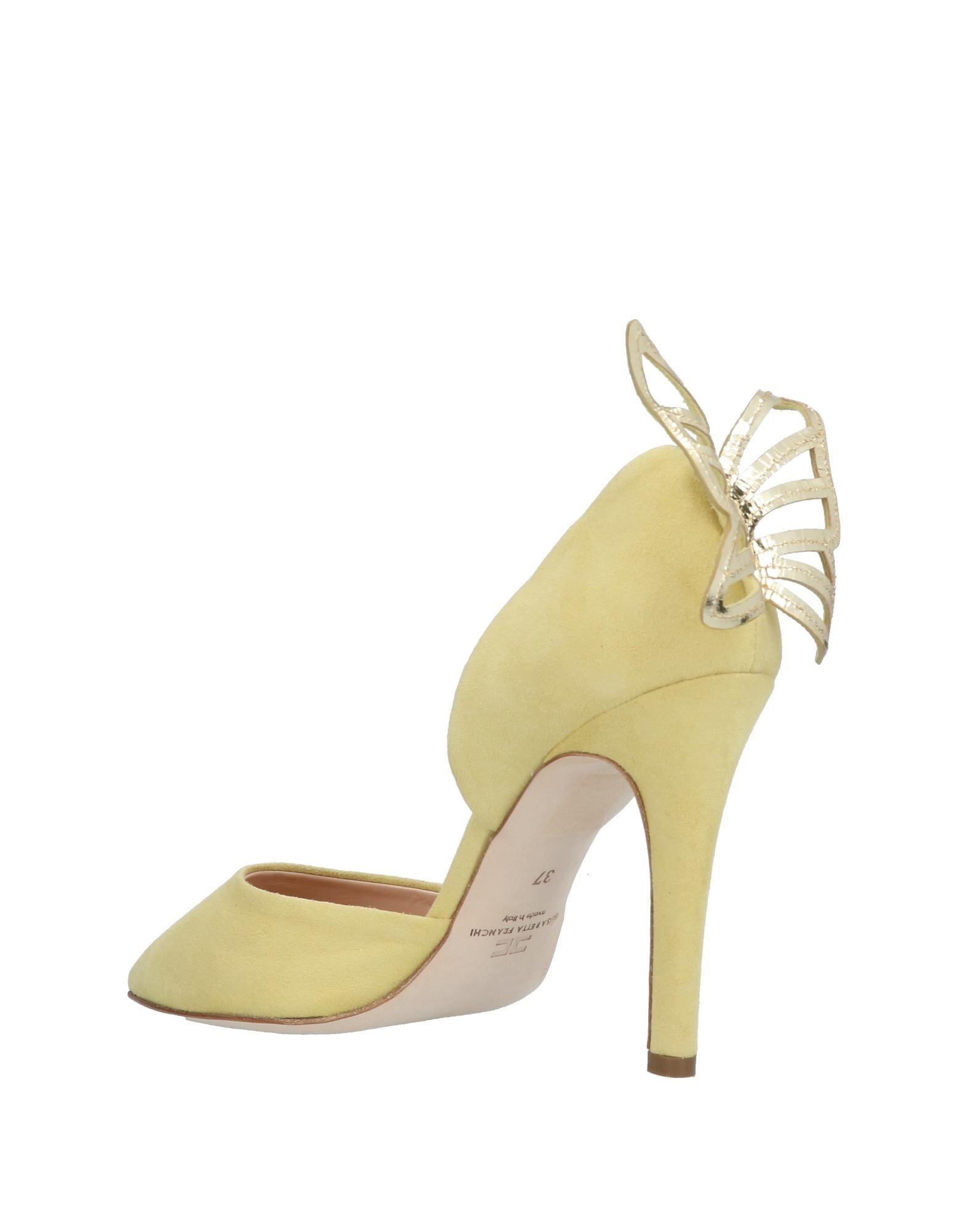 Stilvolle billige Damen Schuhe Elisabetta Franchi Pumps Damen billige  11499123KO a8b7c1