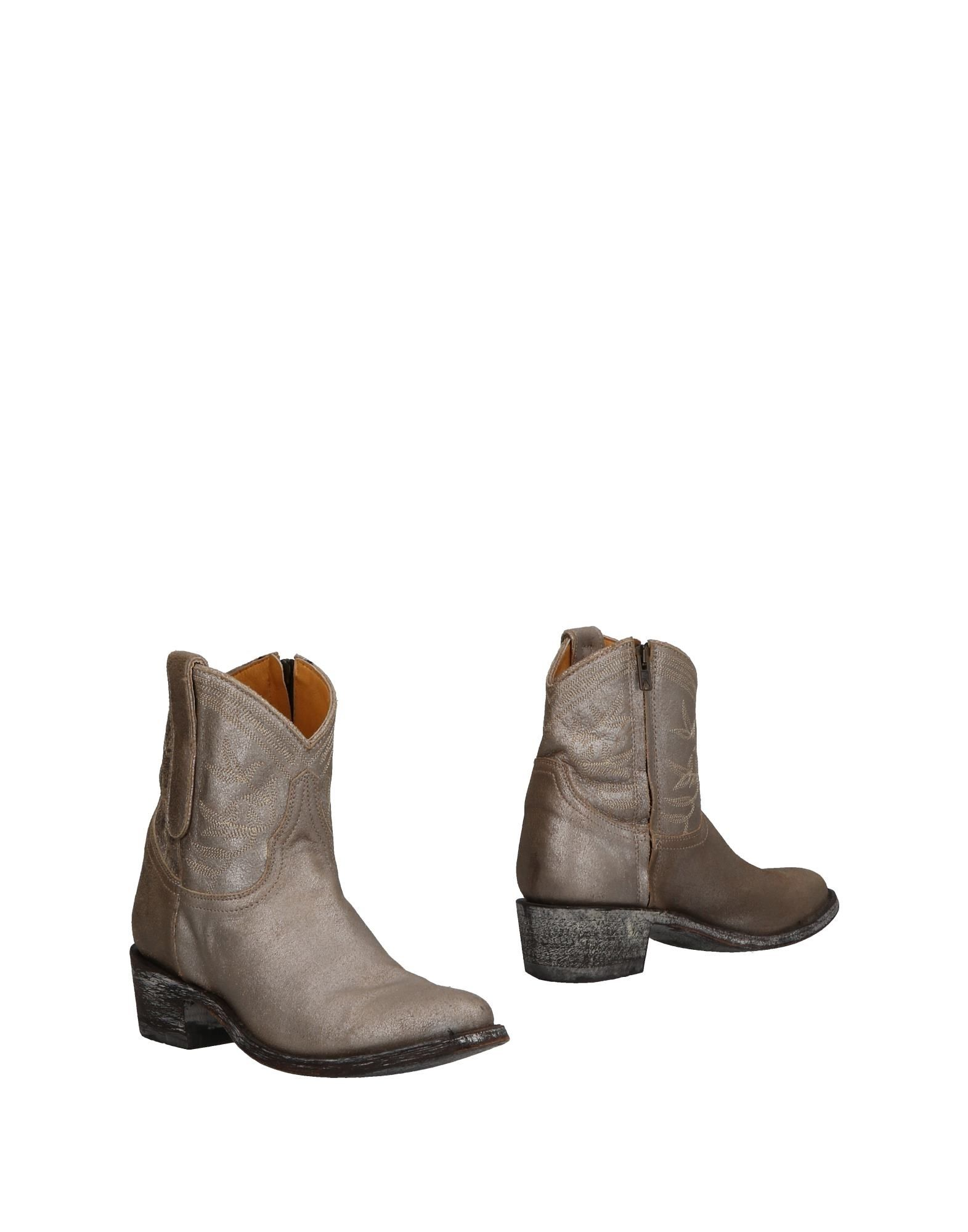 Rabatt Schuhe Mexicana Stiefelette Damen  11499124TO
