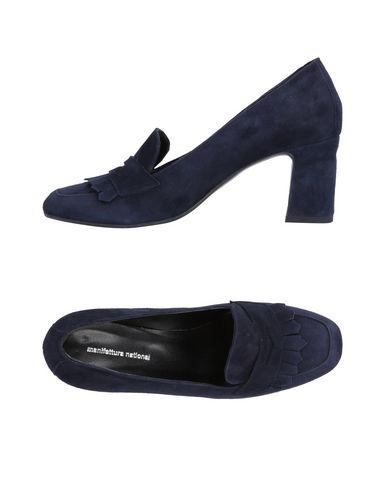 Zapatos casuales salvajes Mocasín Manifattura National Mujer - Mocasines Azul Manifattura National - 11499145LI Azul Mocasines oscuro 7a17de