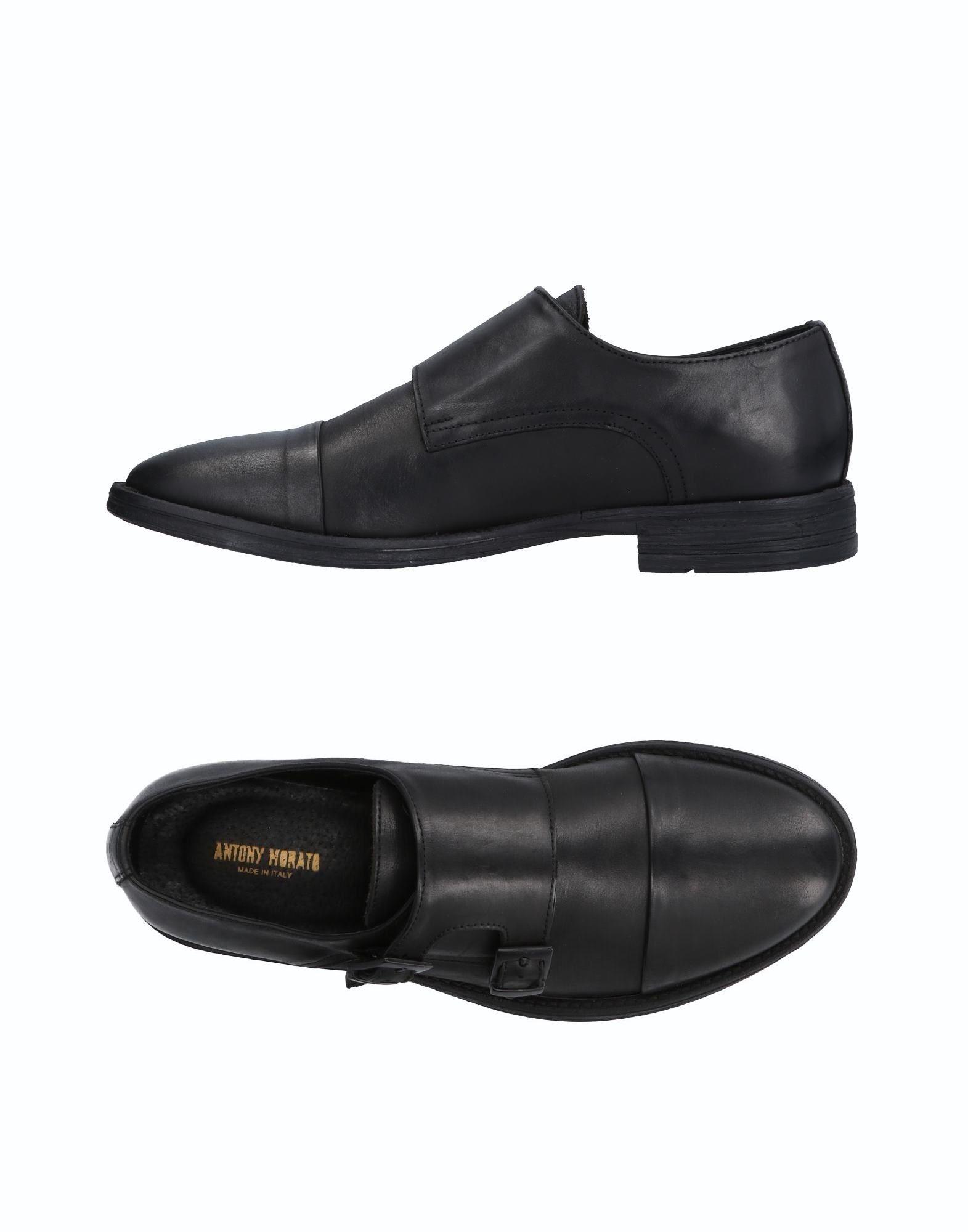 Rabatt echte Schuhe Antony Morato Mokassins Herren  11499206AR