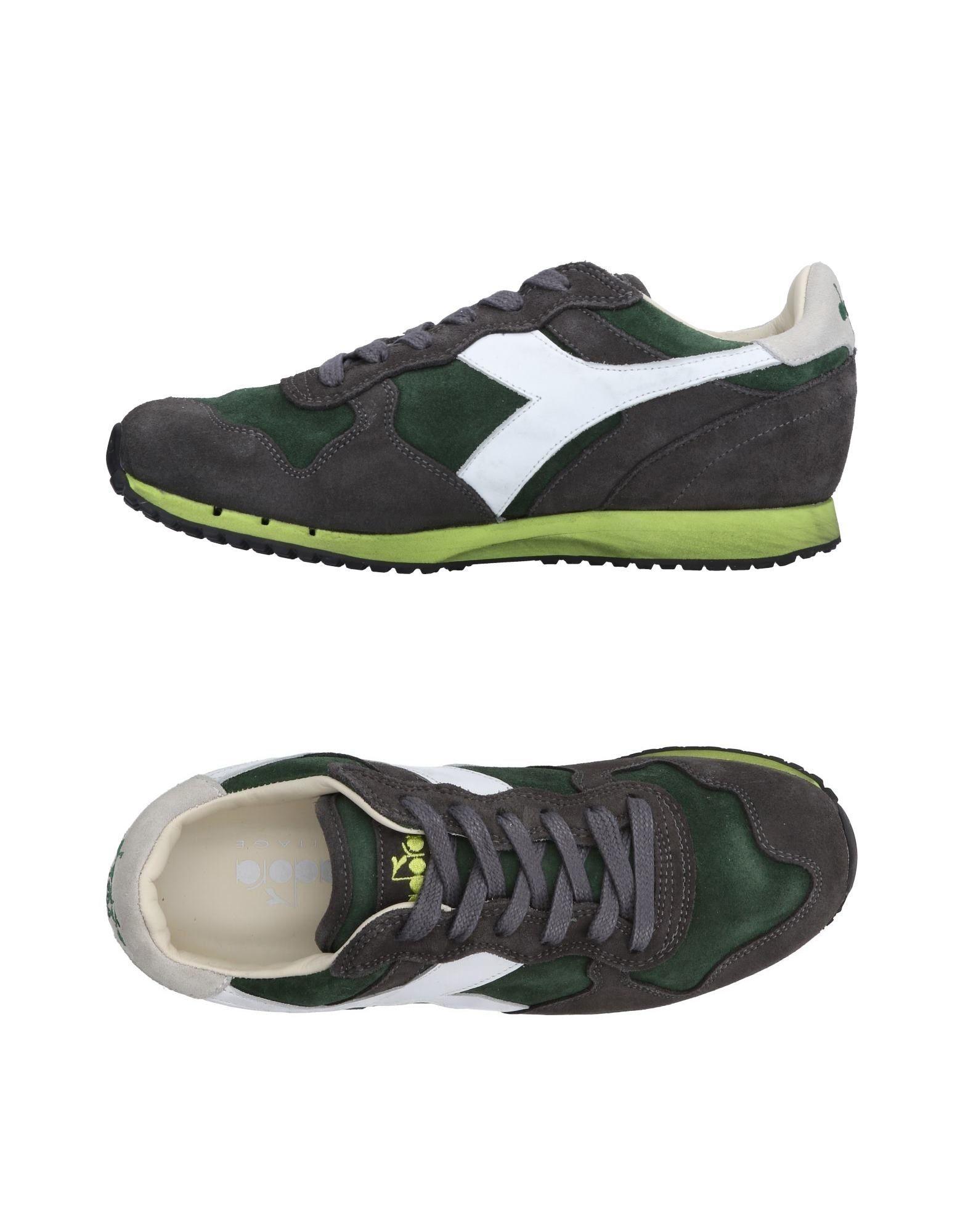 Rabatt echte Schuhe Diadora Sneakers Herren  11499207EW